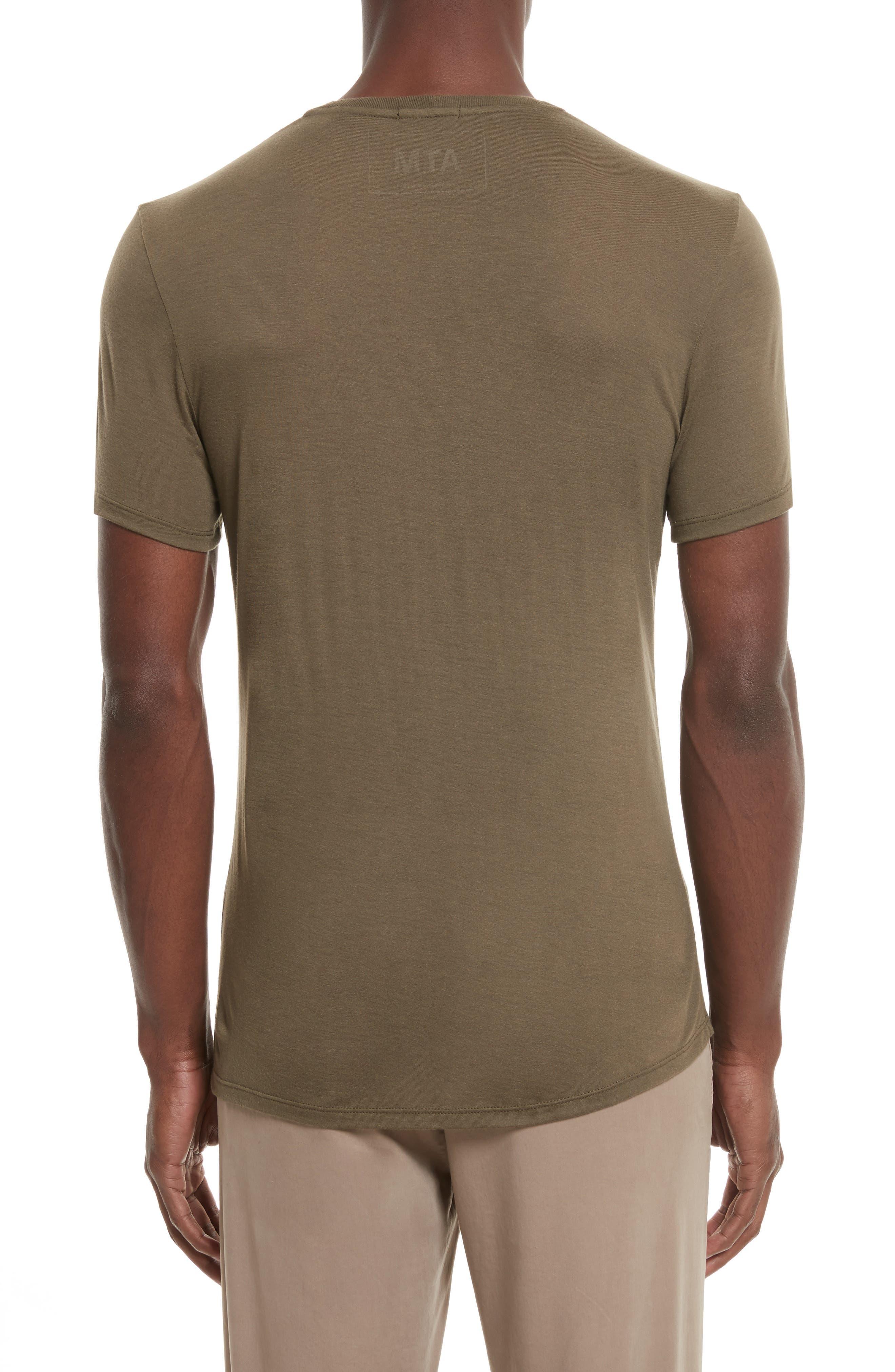 Alternate Image 2  - ATM Anthony Thomas Melillo T-Shirt