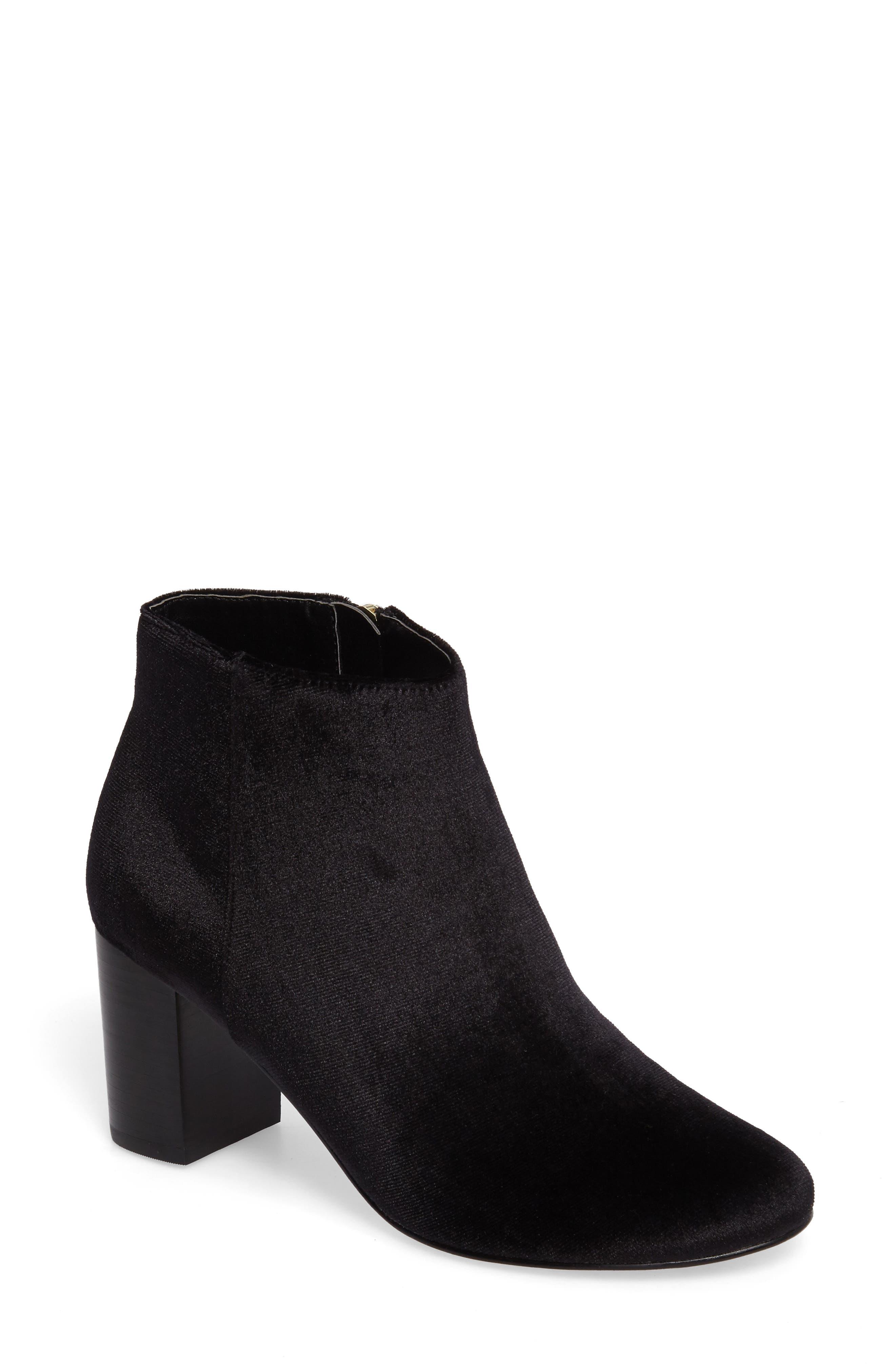 Alternate Image 1 Selected - Bella Vita Klaudia II Block Heel Bootie (Women)
