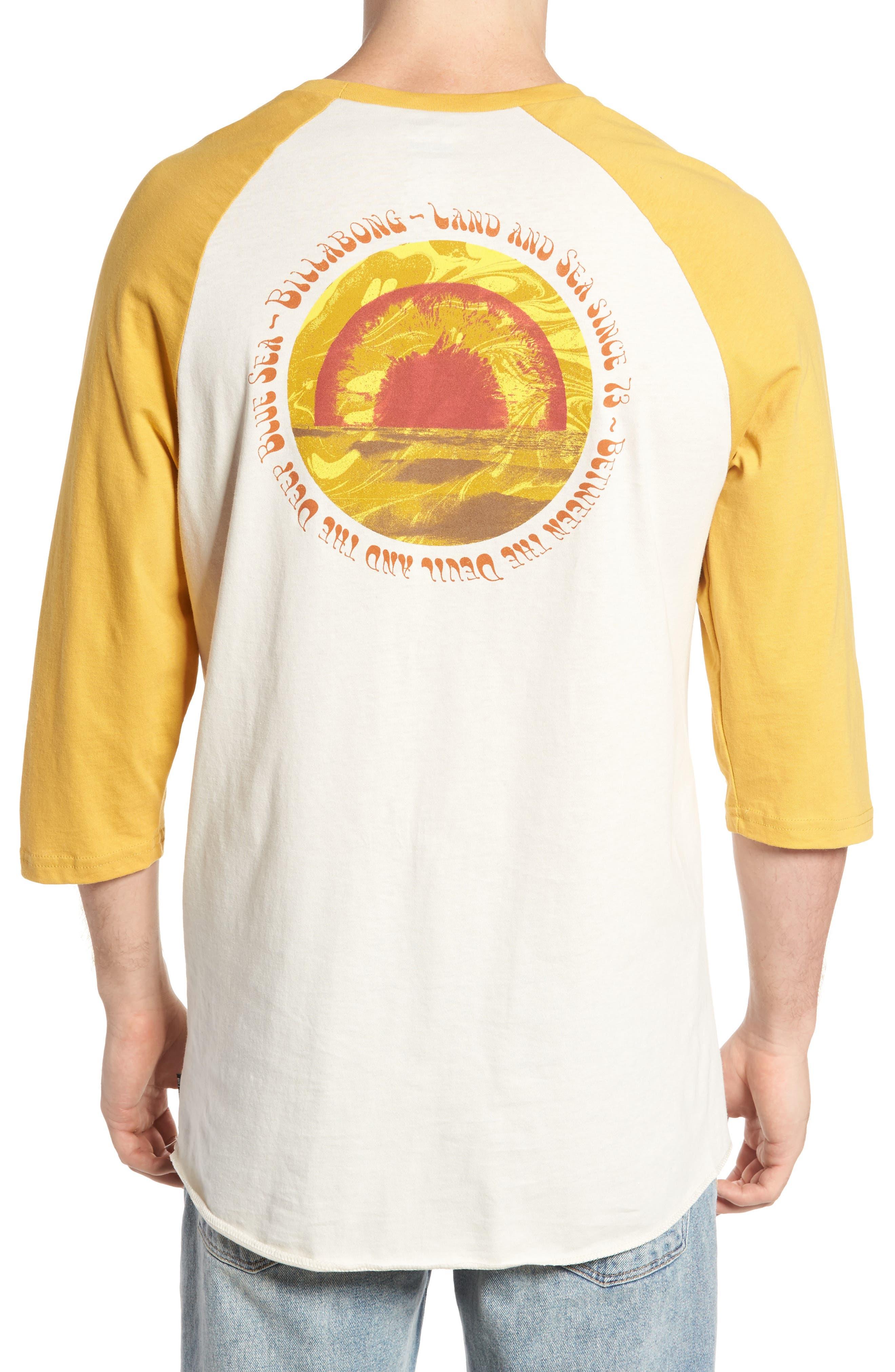 Black Sol Graphic T-Shirt,                             Alternate thumbnail 2, color,                             Beige