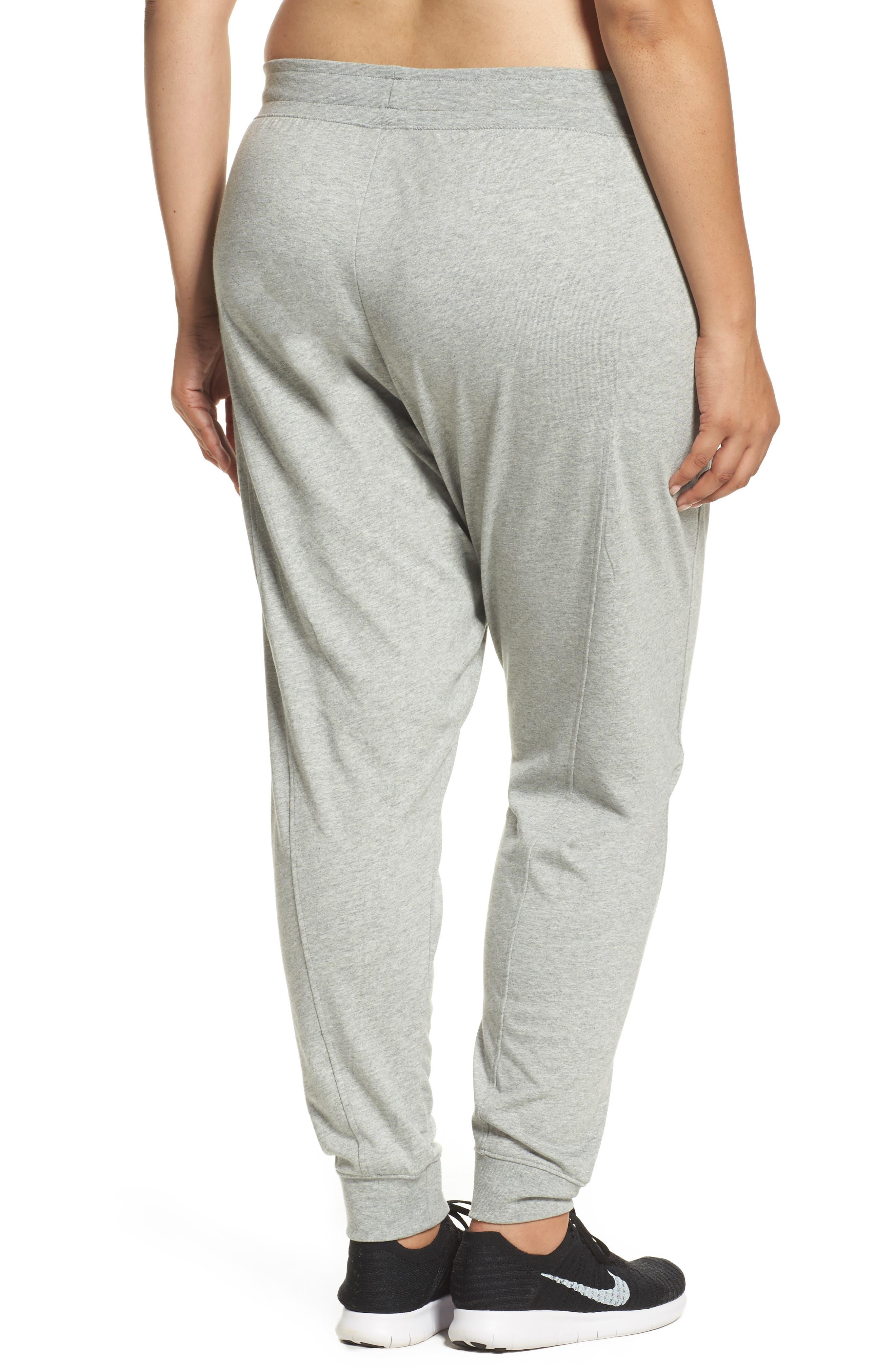 Sportswear Gym Classic Pants,                             Alternate thumbnail 2, color,                             Dk Grey Heather/ Sail