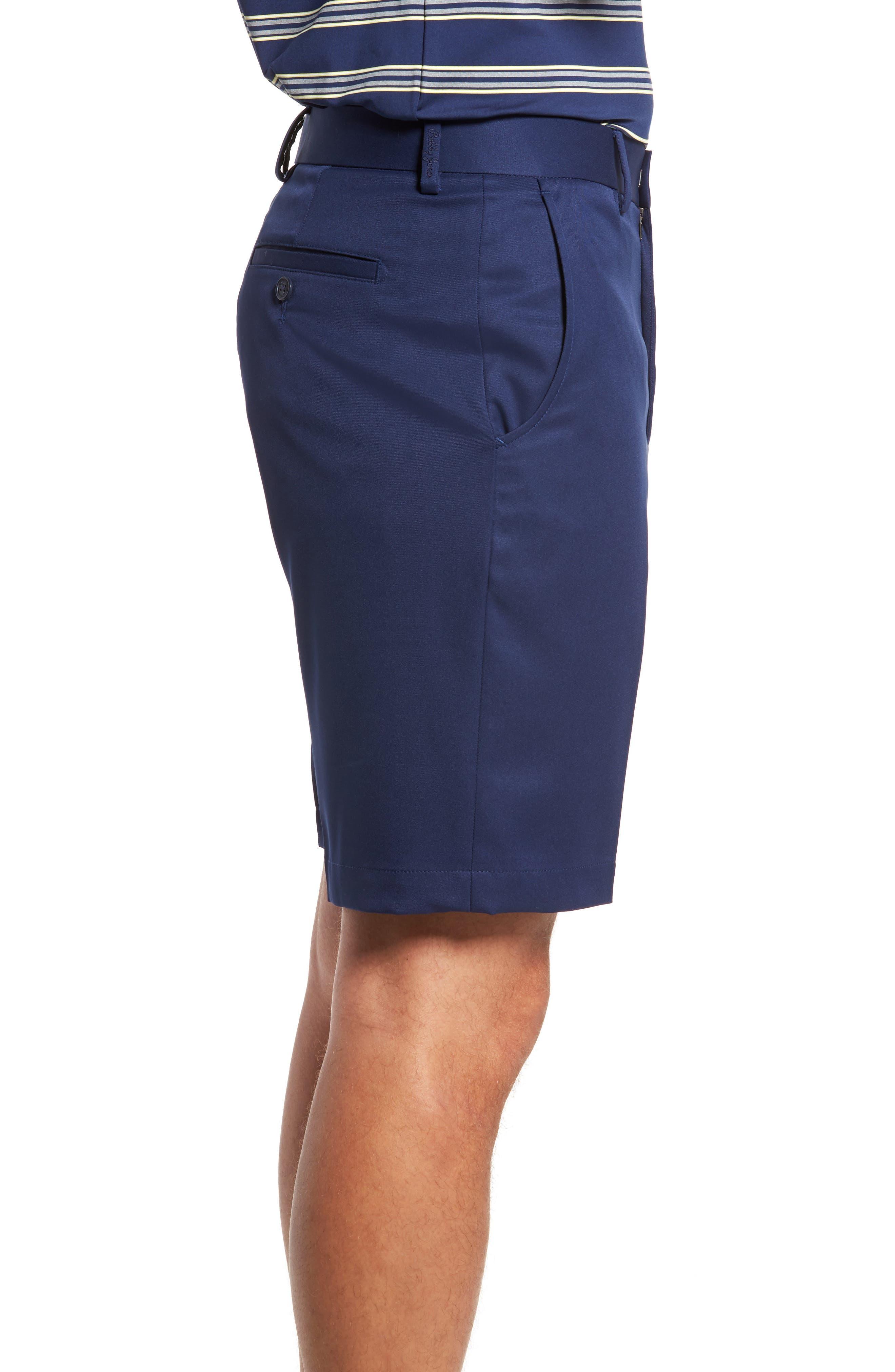 Alternate Image 3  - Bobby Jones Flat Front Tech Shorts