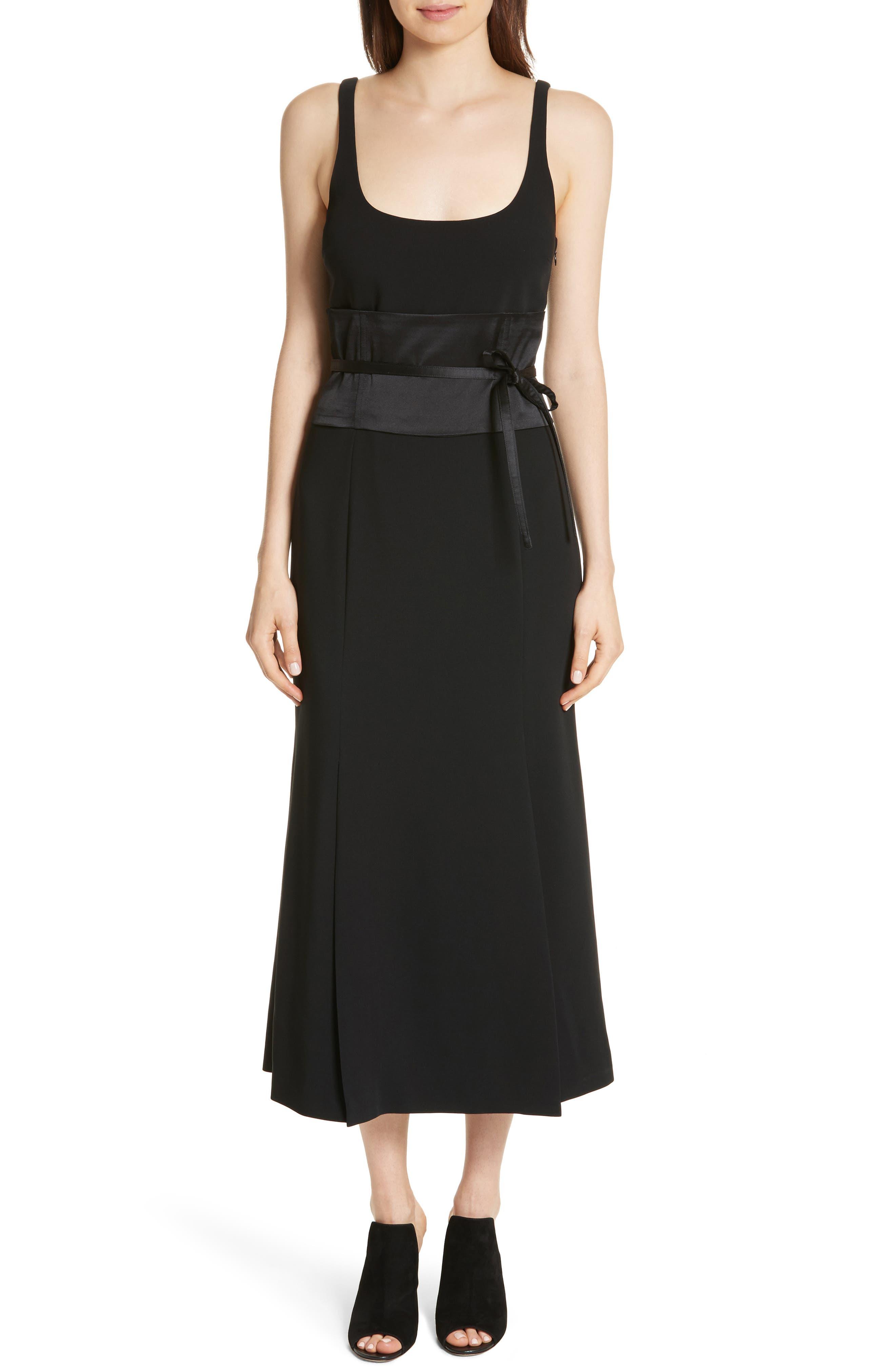 Alternate Image 1 Selected - Cinq à Sept Yvonne Midi Dress