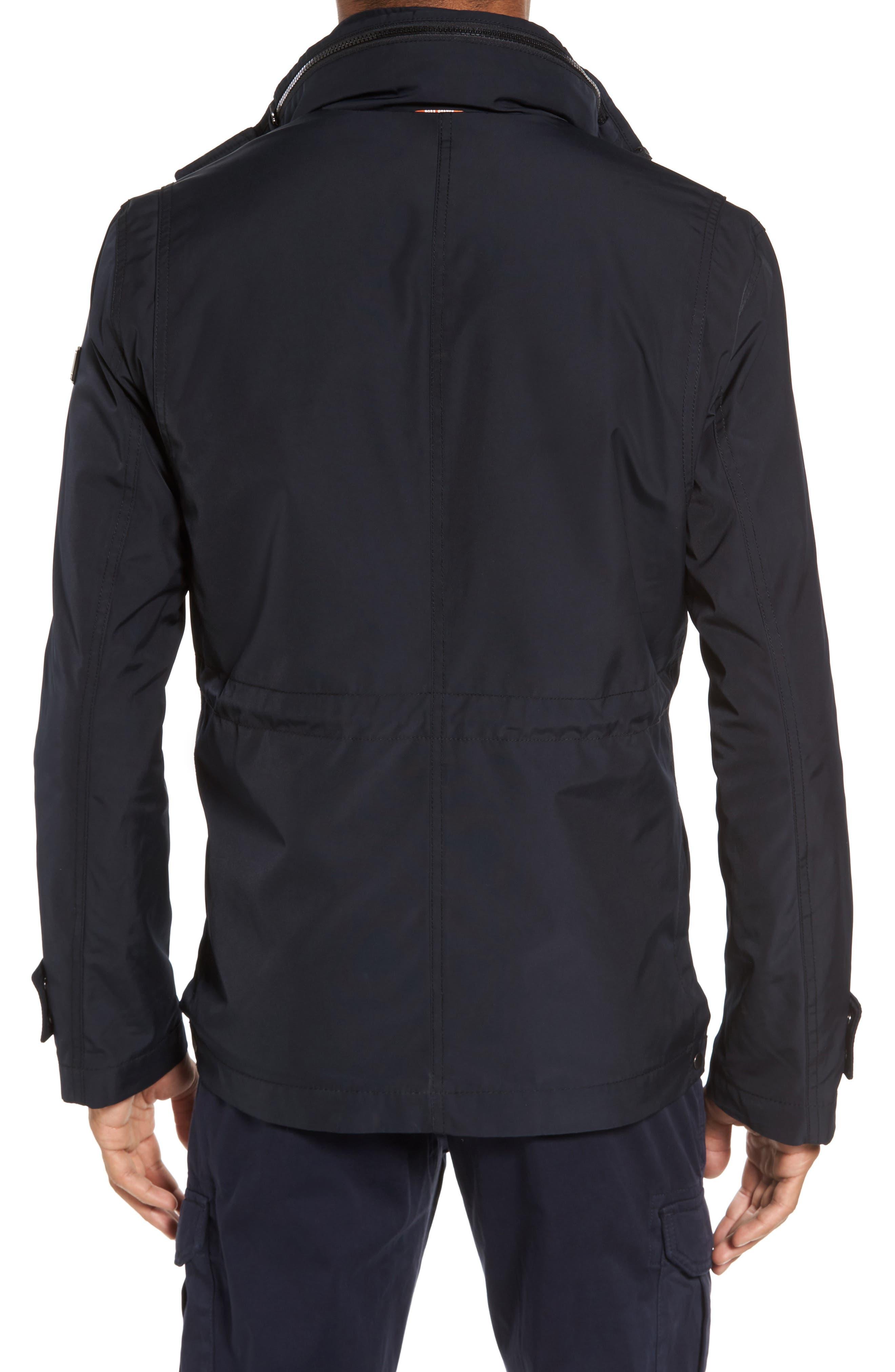 Alternate Image 2  - BOSS Orange Onick Water Repellent 3-in-1 Field Jacket