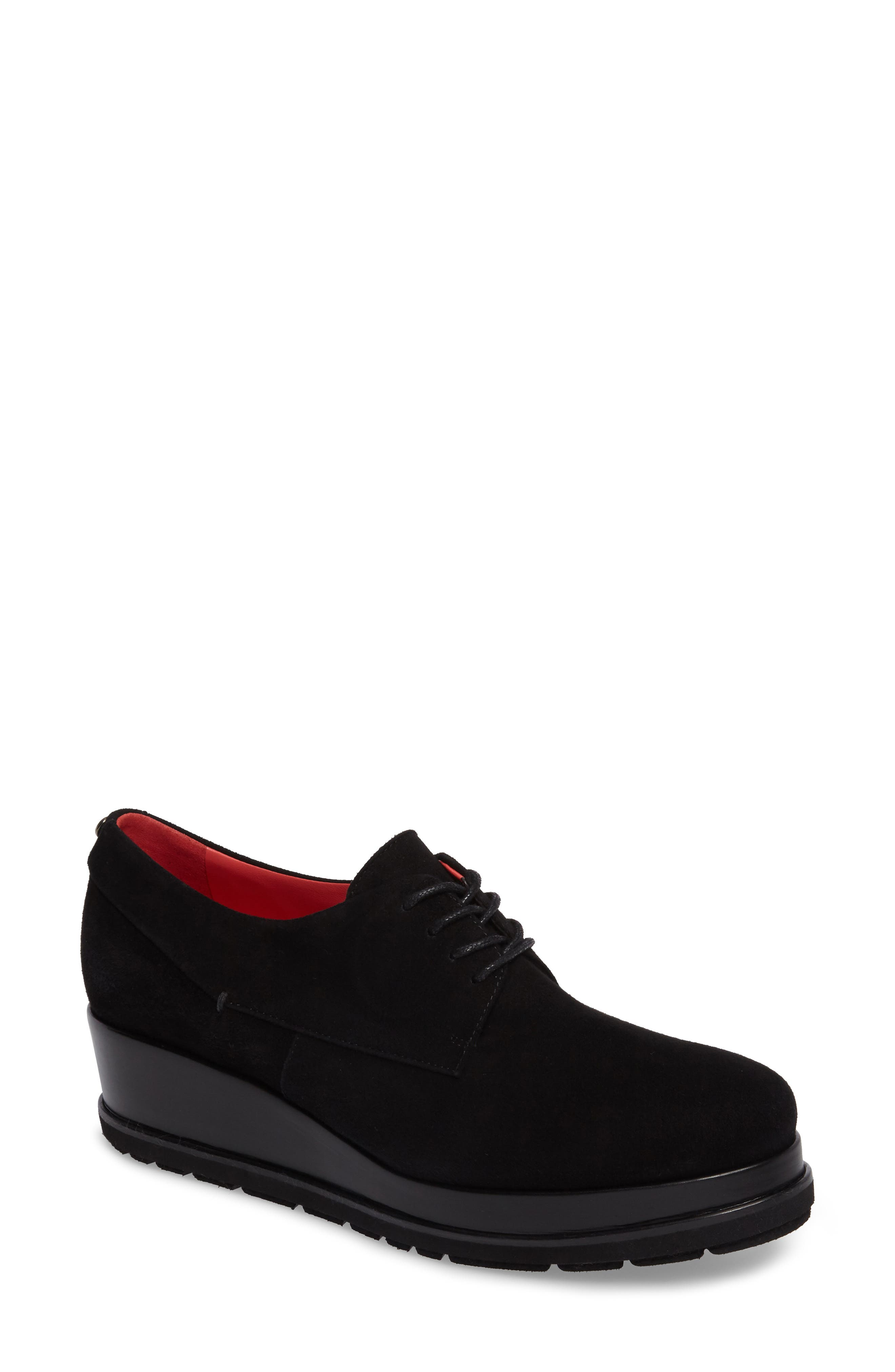 Pas de Rouge Platform Oxford (Women)