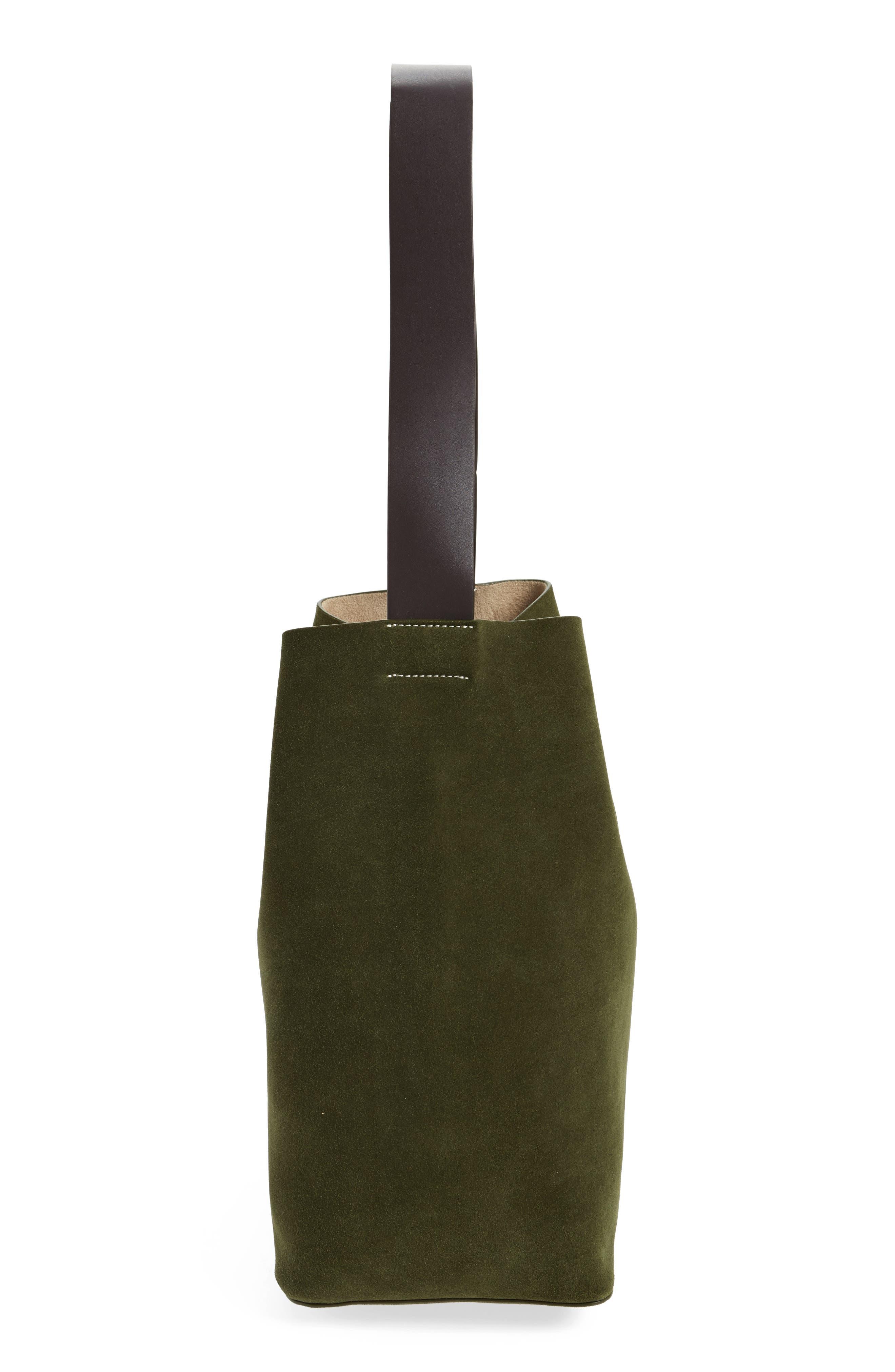 Alternate Image 4  - Frances Valentine Large Suede Shoulder Tote
