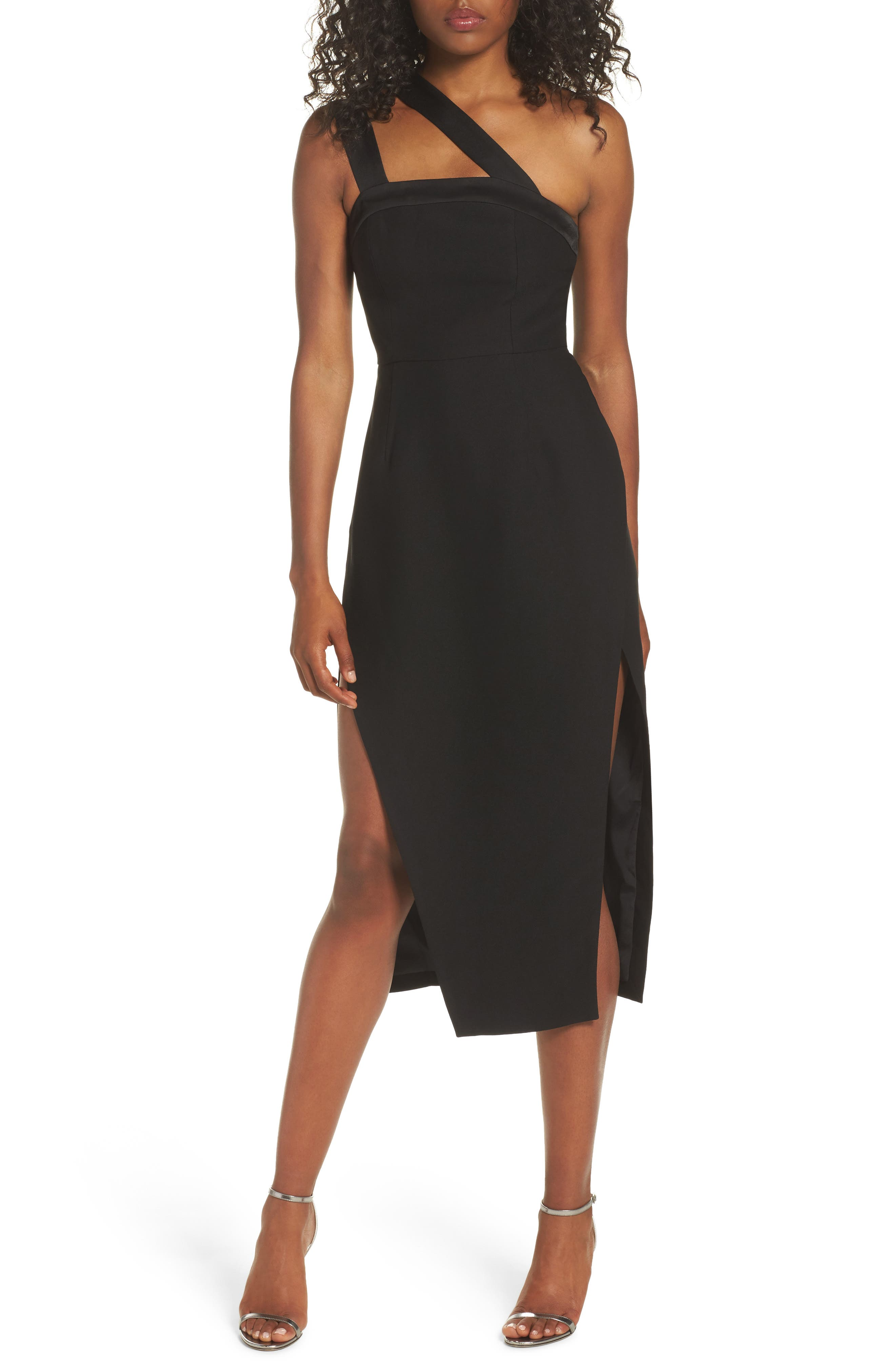 C/MEO COLLECTIVE Bound Together Midi Dress