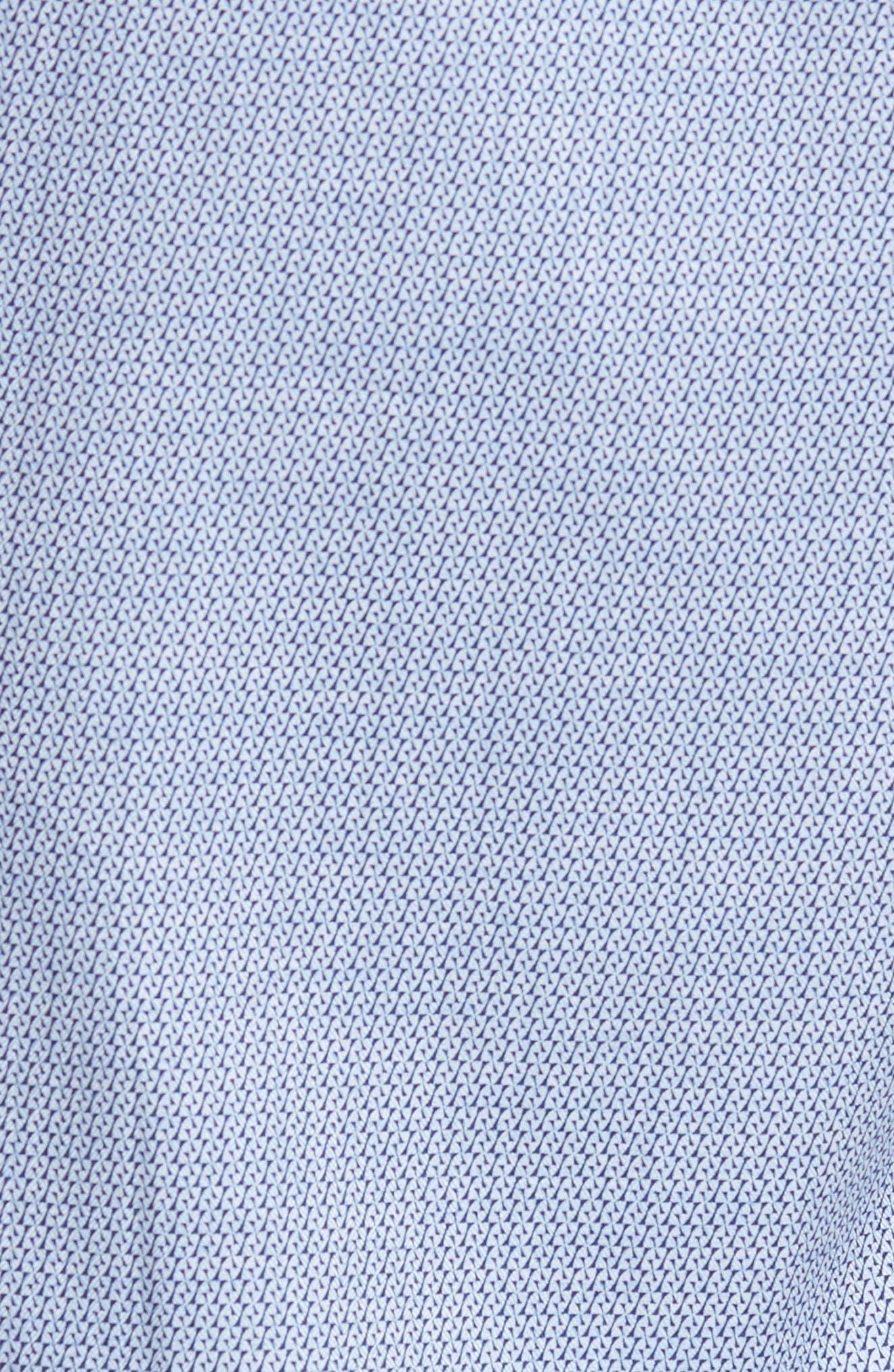 Alternate Image 5  - Culturata Geo Print Sport Shirt