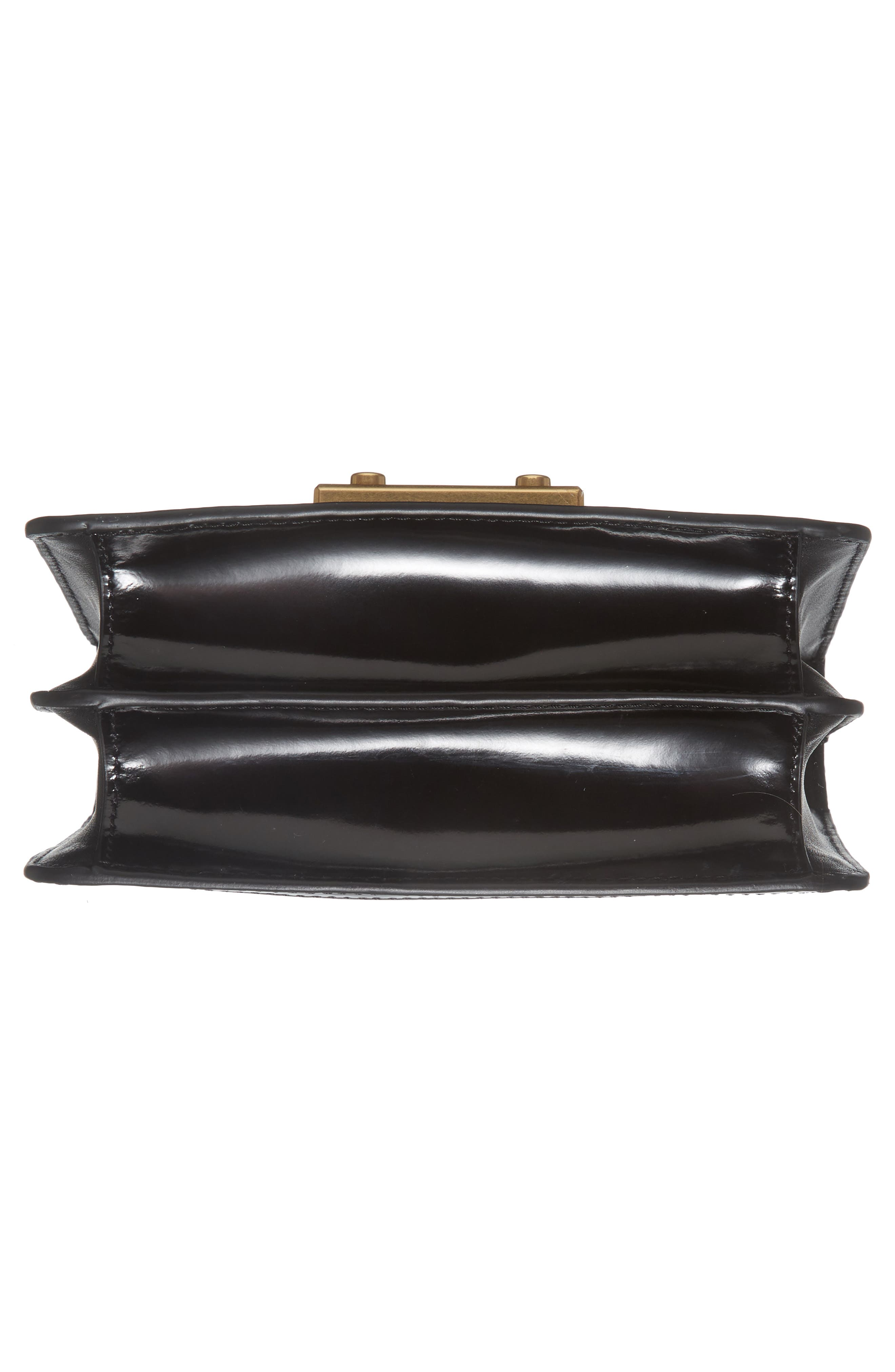 Alternate Image 5  - Tory Burch Mini Juliette Leather Top Handle Satchel