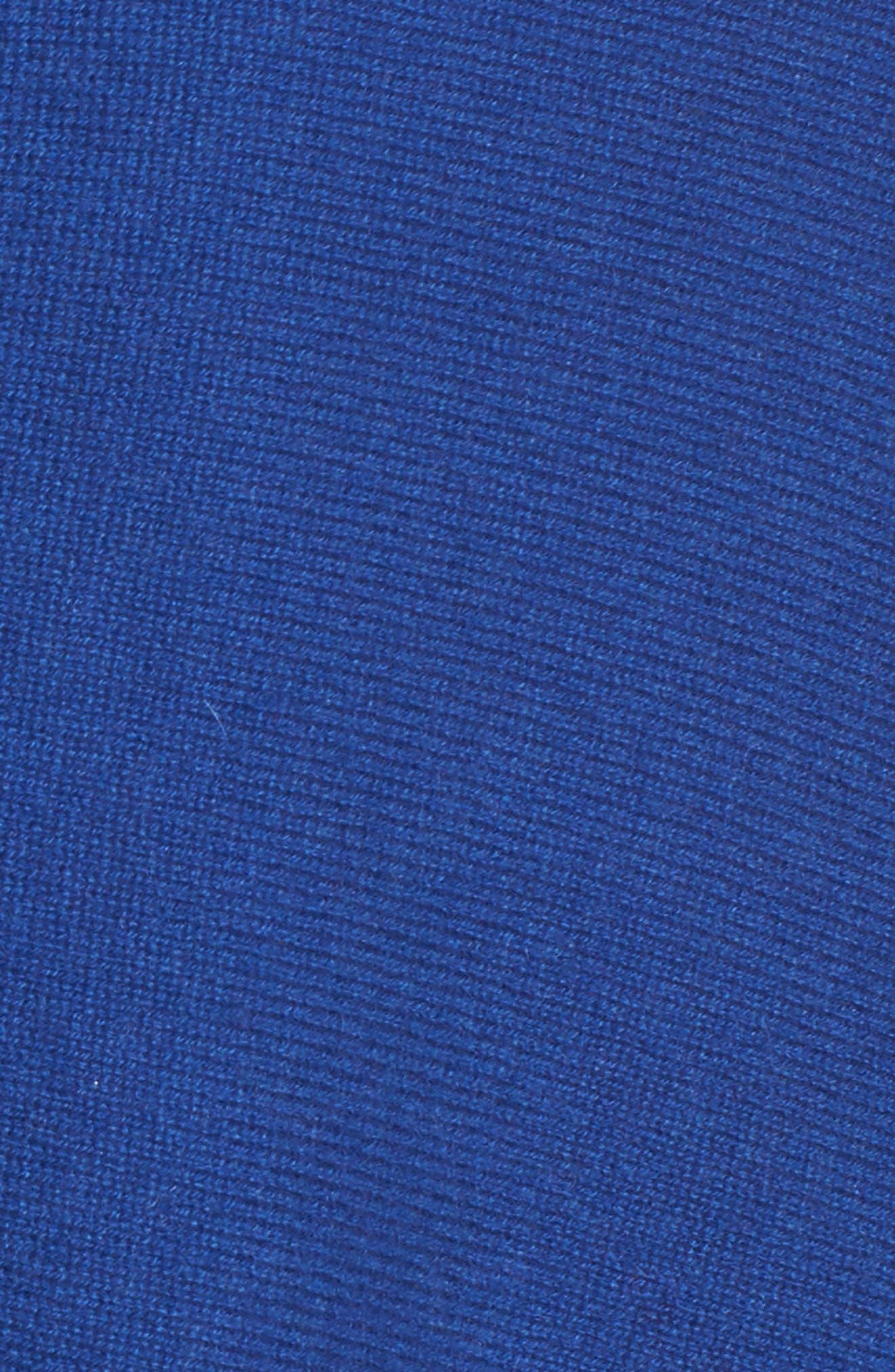 Alternate Image 5  - Halogen® Convertible Cashmere Poncho