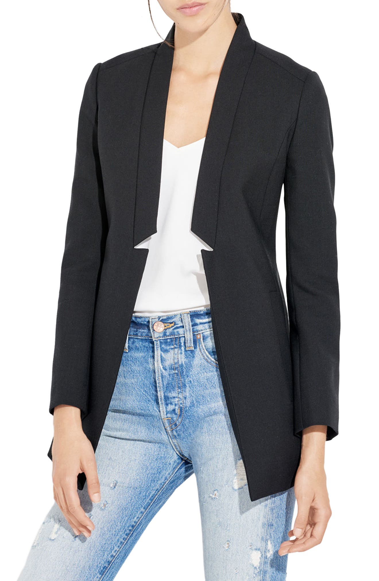 The Coup Jacket,                         Main,                         color, Black