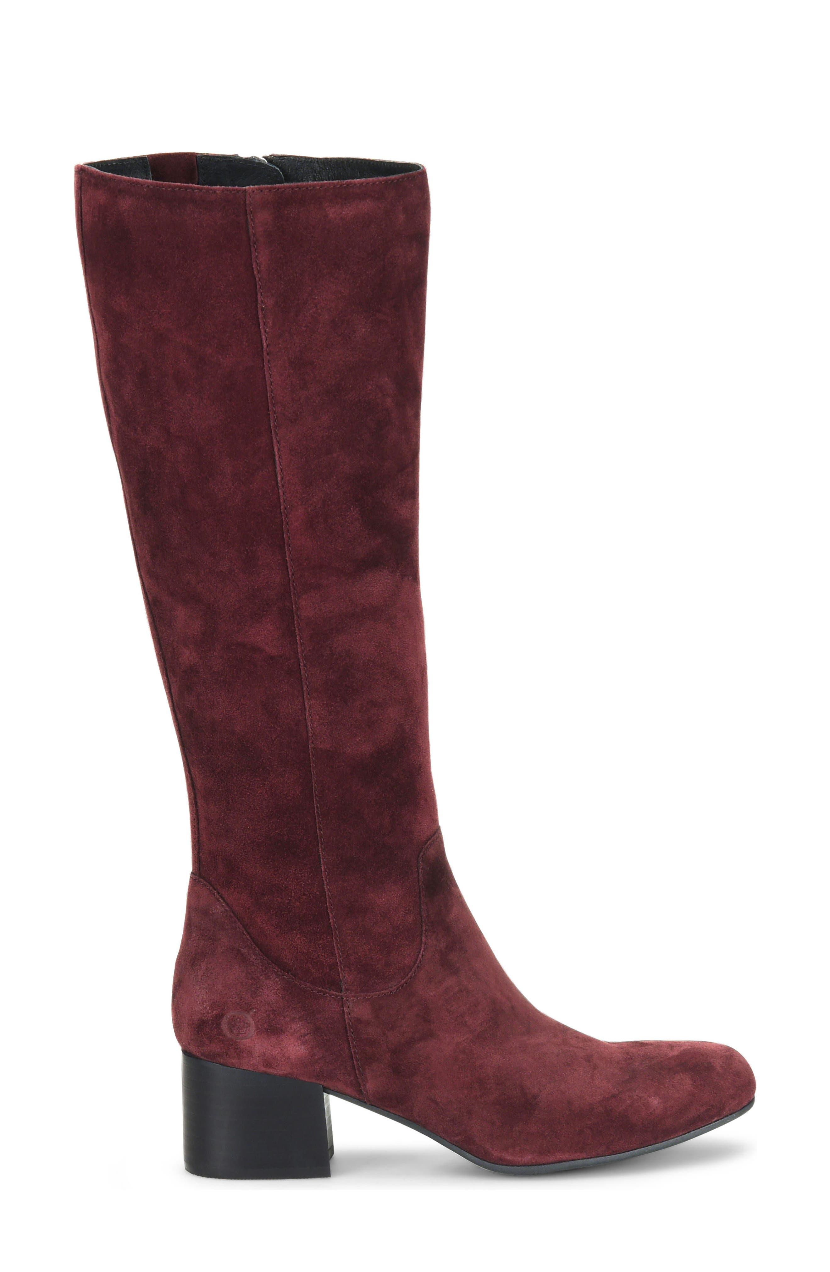 Alternate Image 3  - Børn Avala Knee High Boot (Women)