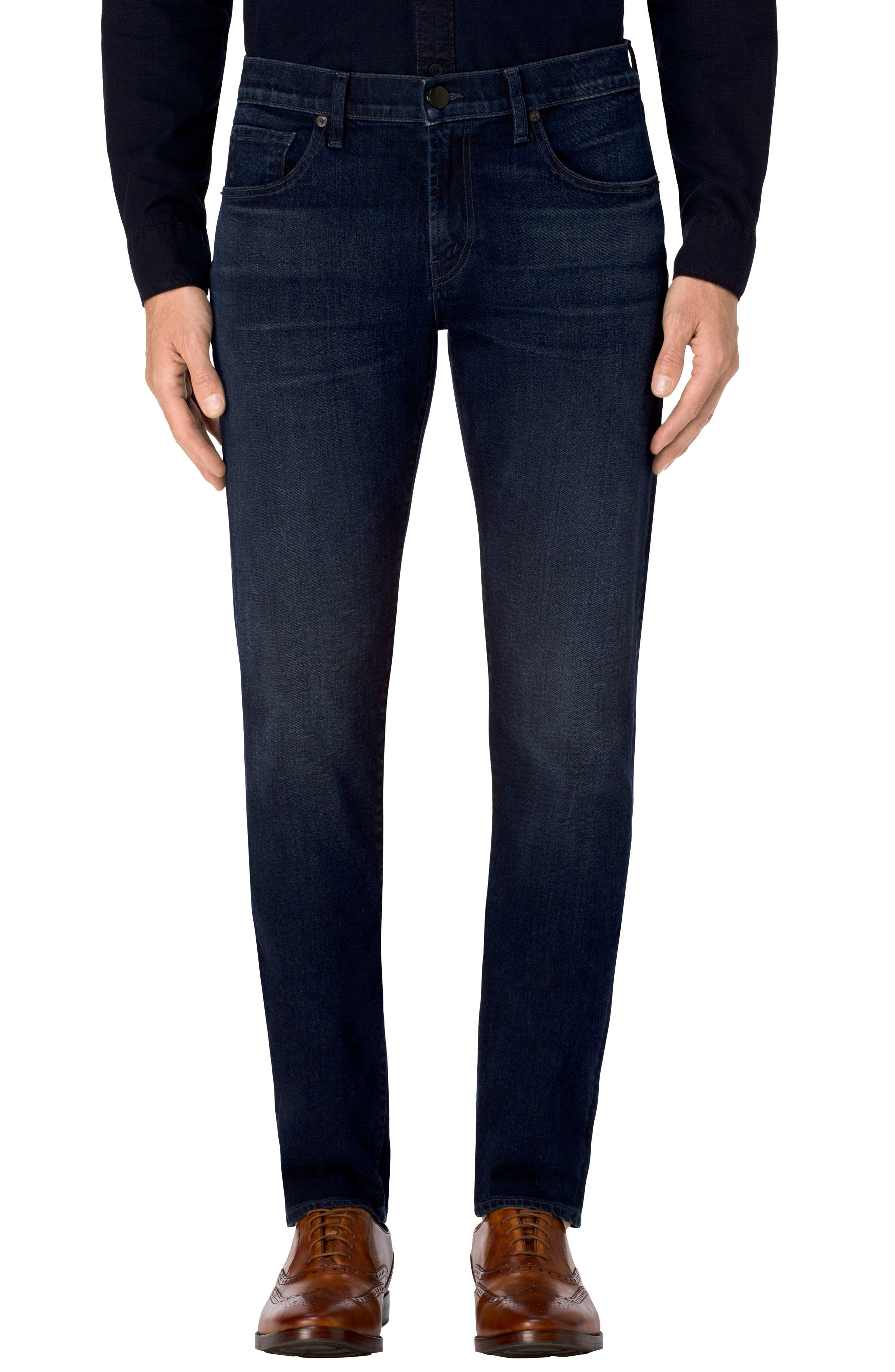 Tyler Slim Fit Jeans,                         Main,                         color, Earthbound