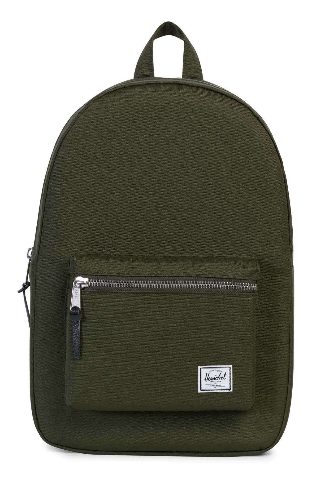 Settlement Backpack,                         Main,                         color, Forest Night