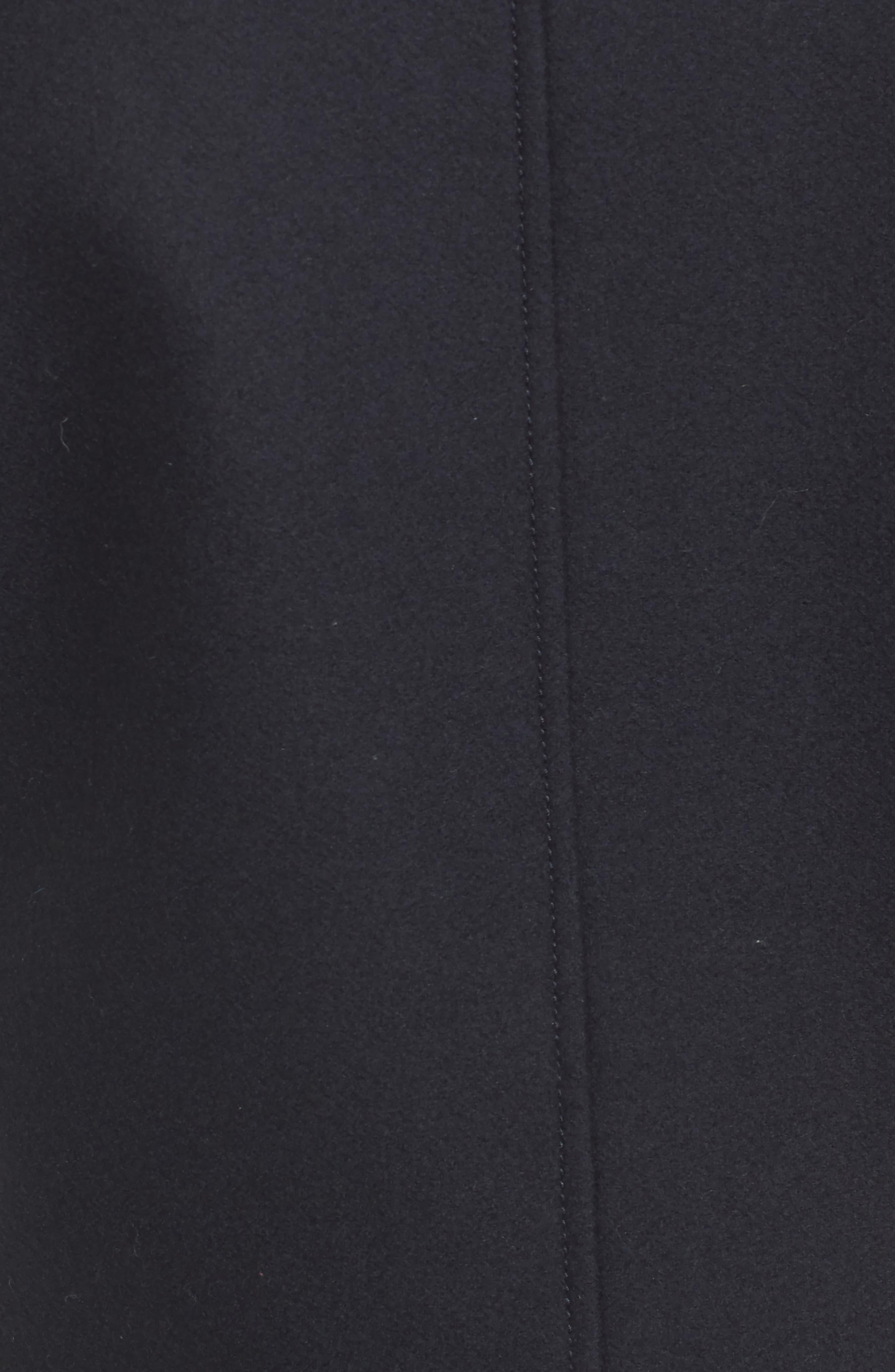 Alternate Image 5  - Nordstrom Signature Wool Sculpted Jacket