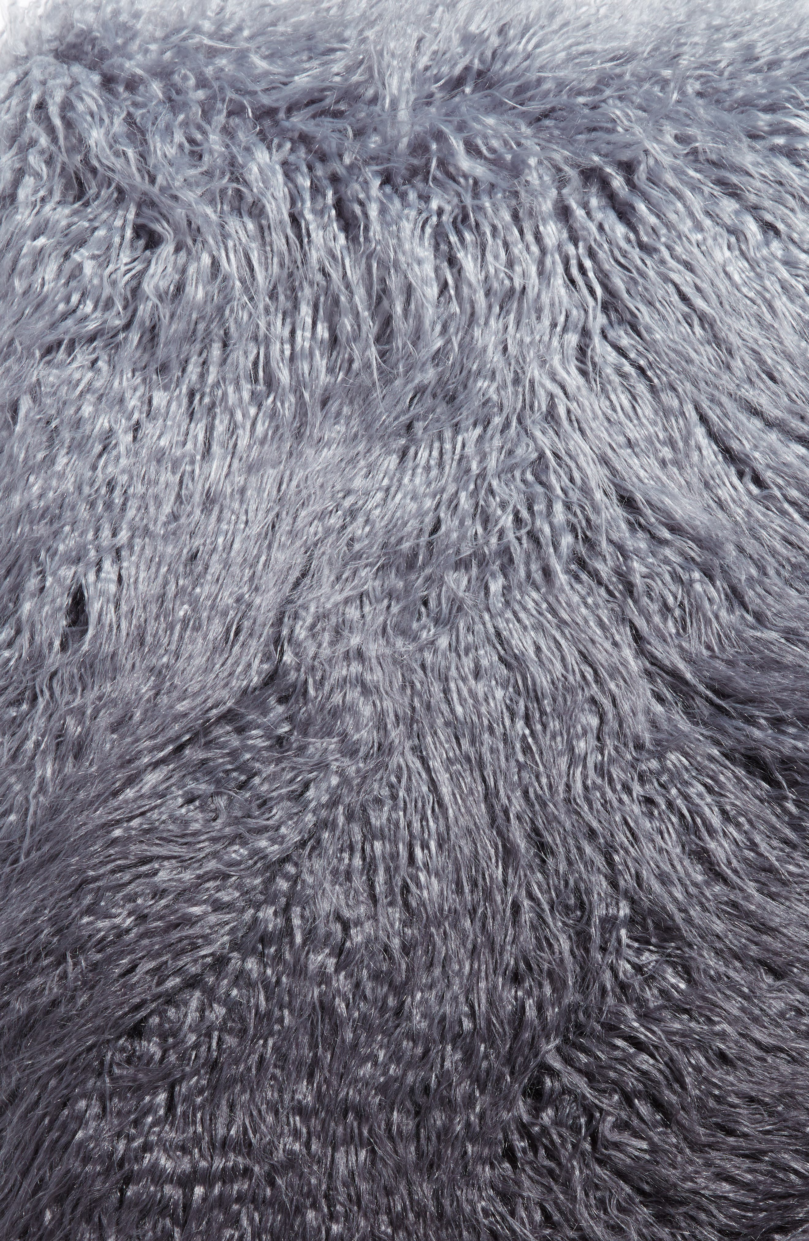 Alternate Image 2  - Nordstrom 'Ombré Flokati' Throw