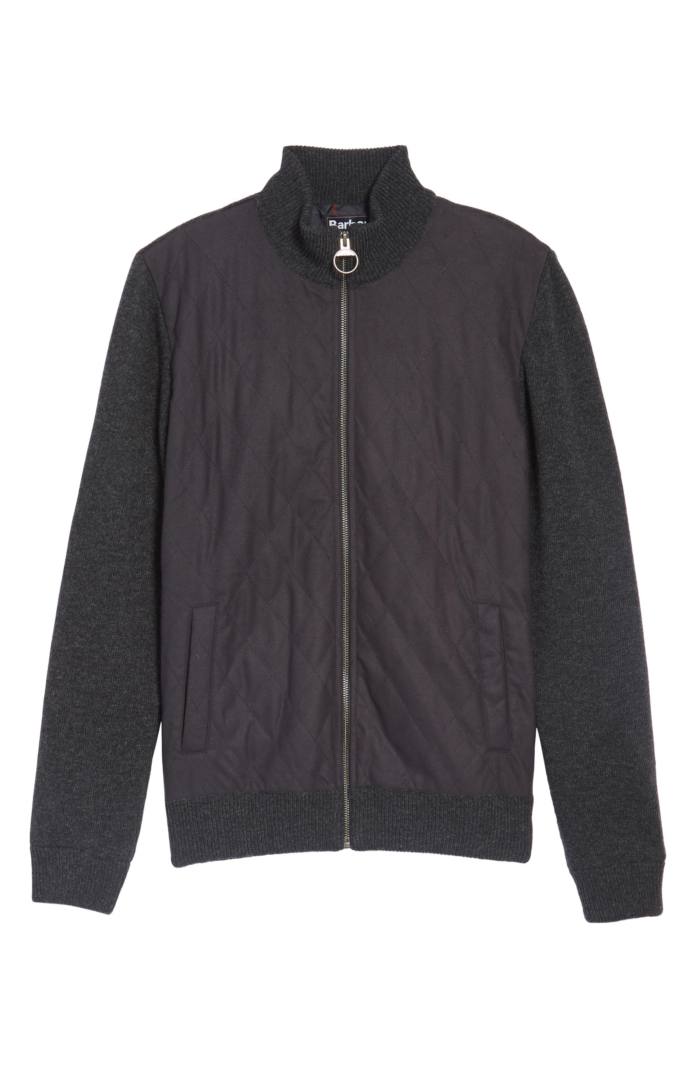 Alternate Image 6  - Barbour Culzean Wool Jacket