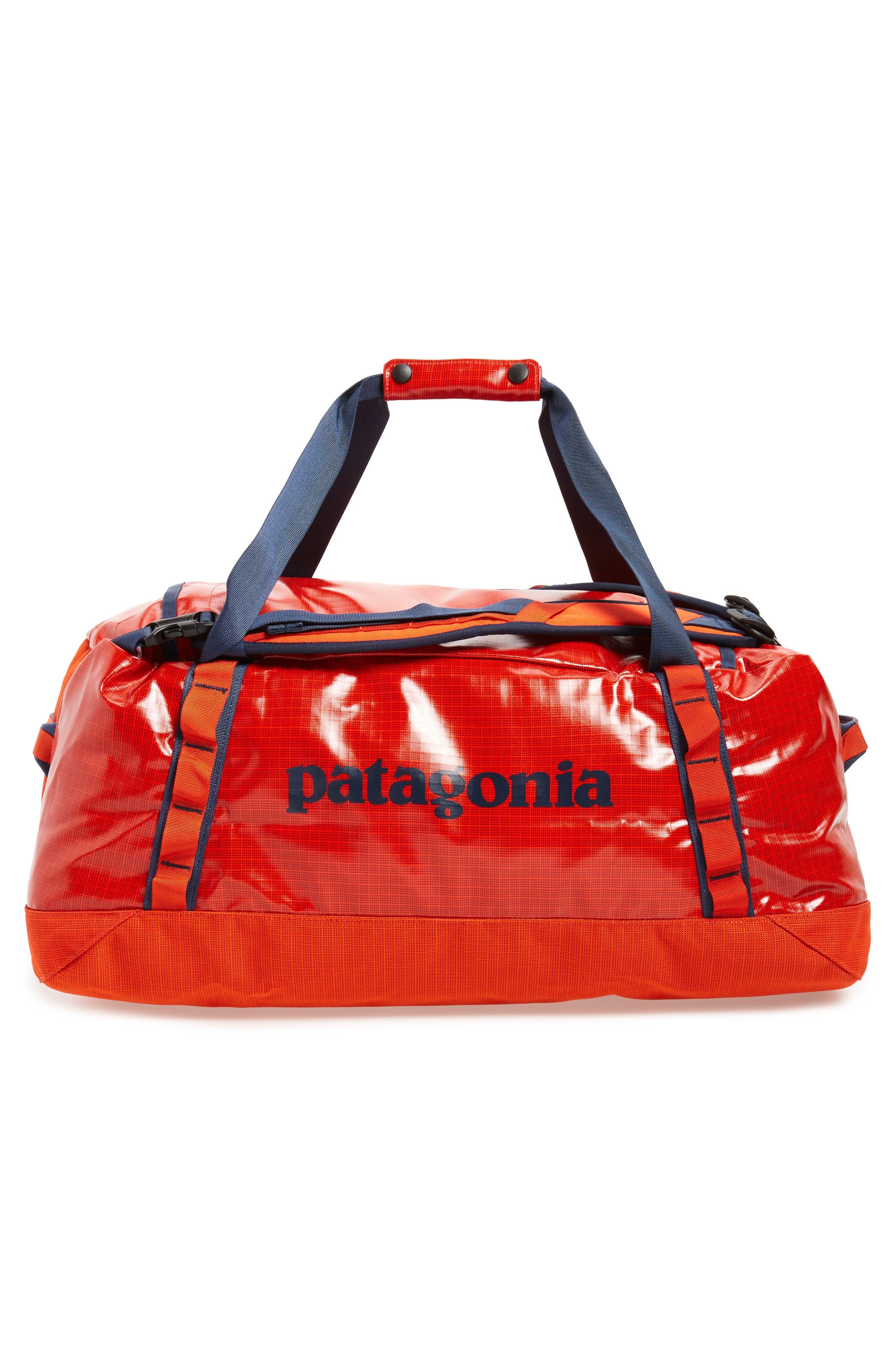 Alternate Image 3  - Patagonia Black Hole Water Repellent Duffel Bag