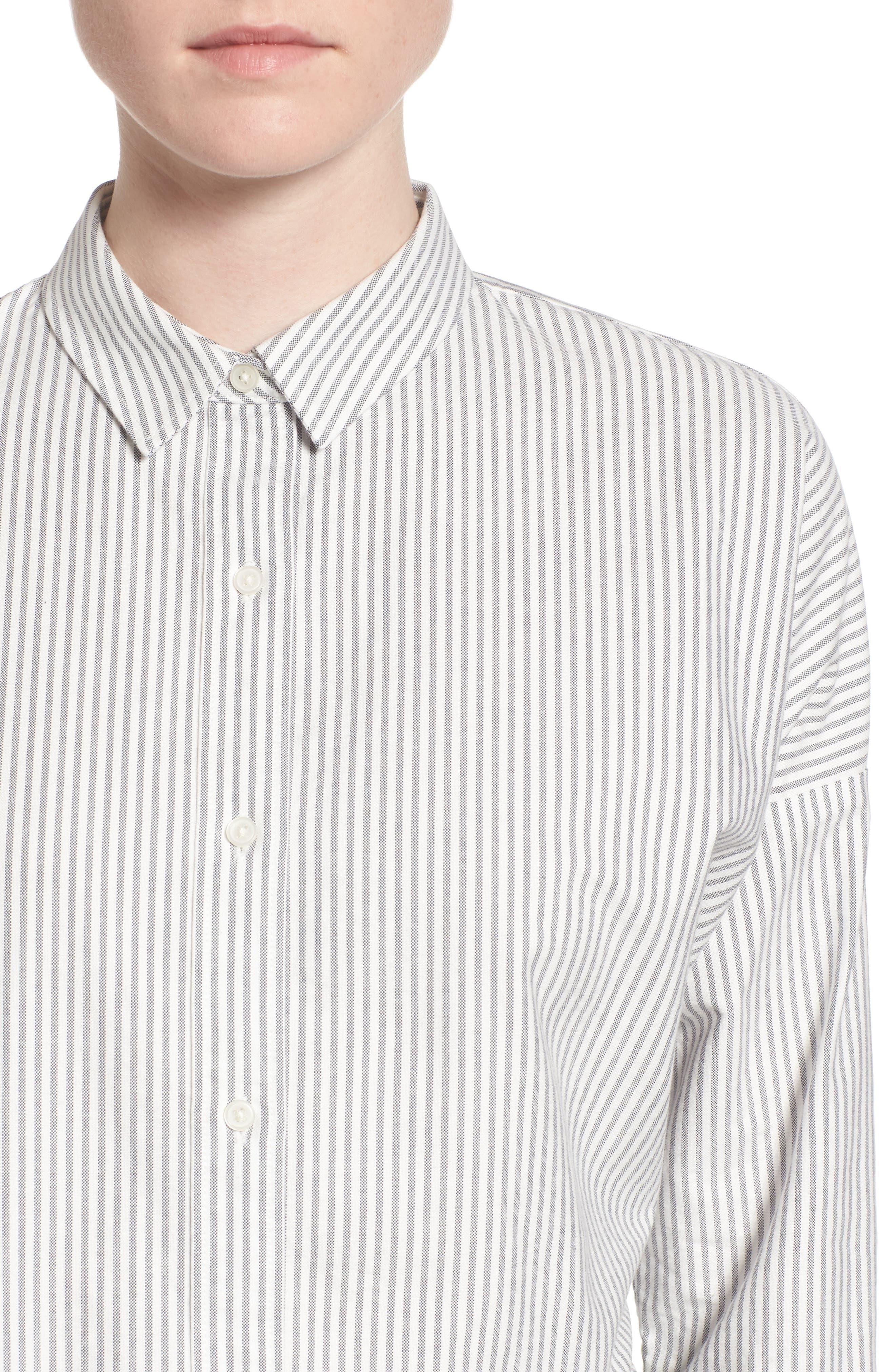 Alternate Image 4  - Everlane The Japanese Oxford Square Shirt