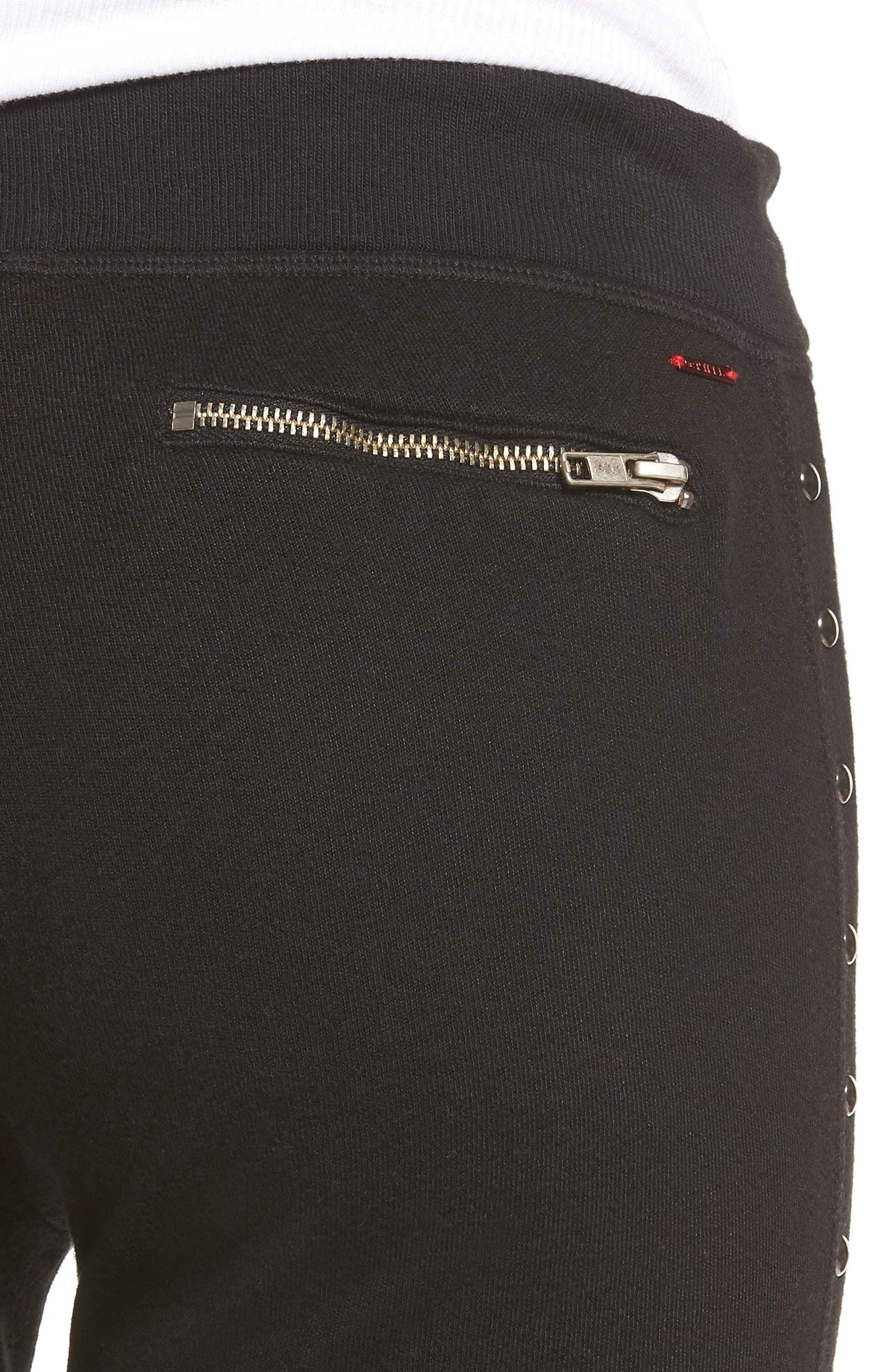 Alternate Image 4  - n:PHILANTHROPY Joss Studded Sweatpants