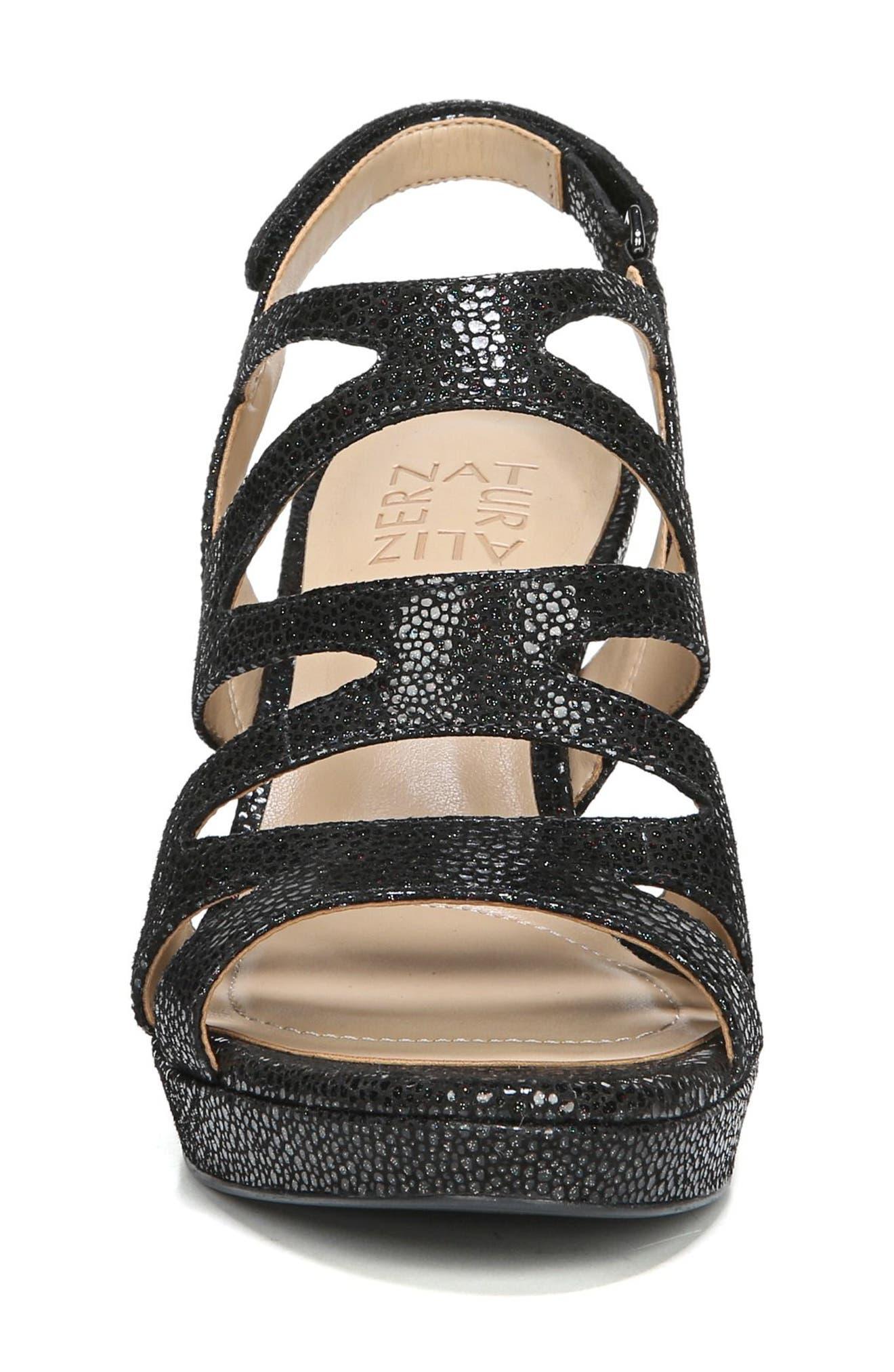 Alternate Image 4  - Naturalizer 'Pressley' Slingback Platform Sandal (Women)