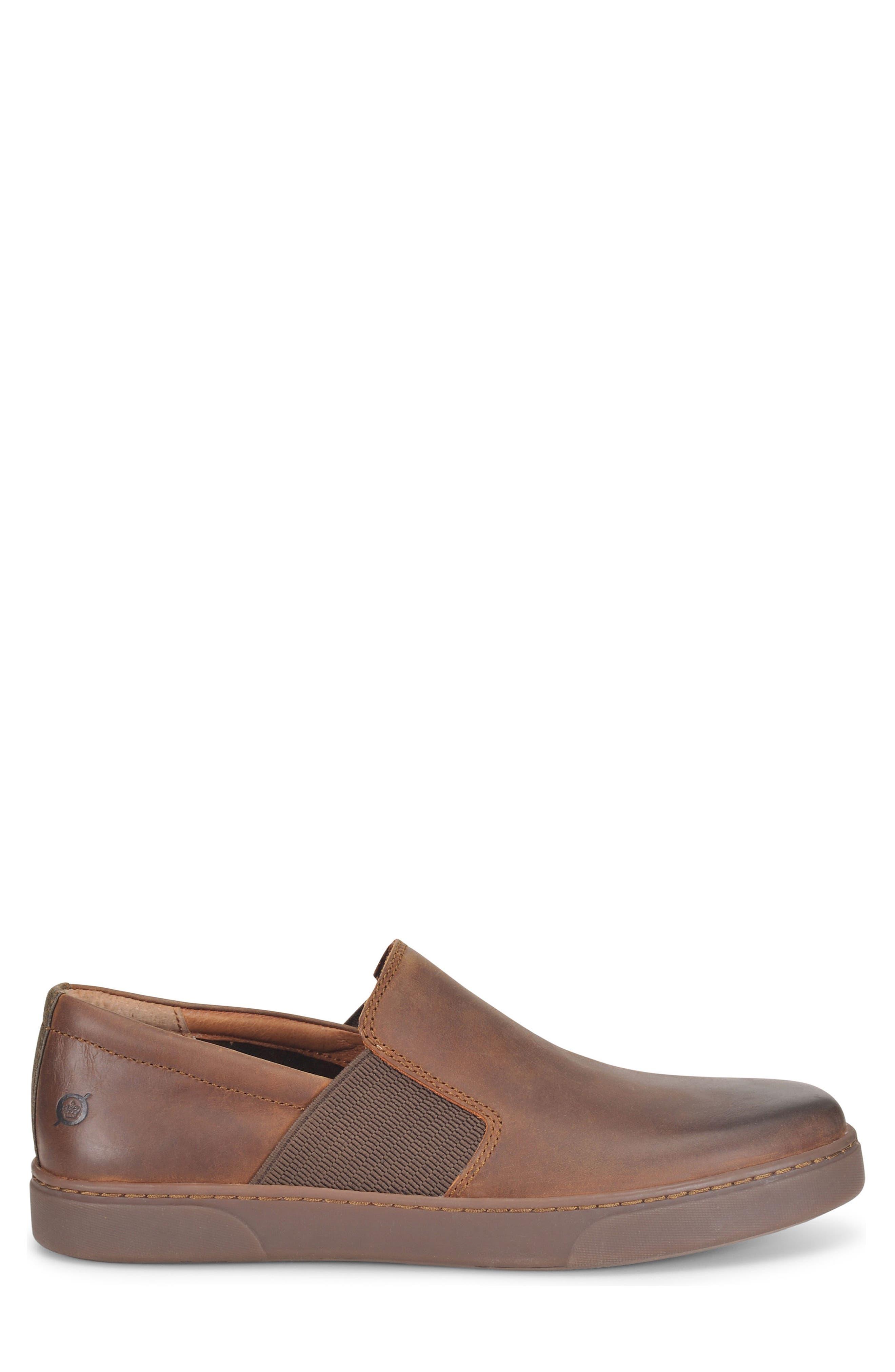 Alternate Image 3  - Børn Belford Slip-On Sneaker (Men)