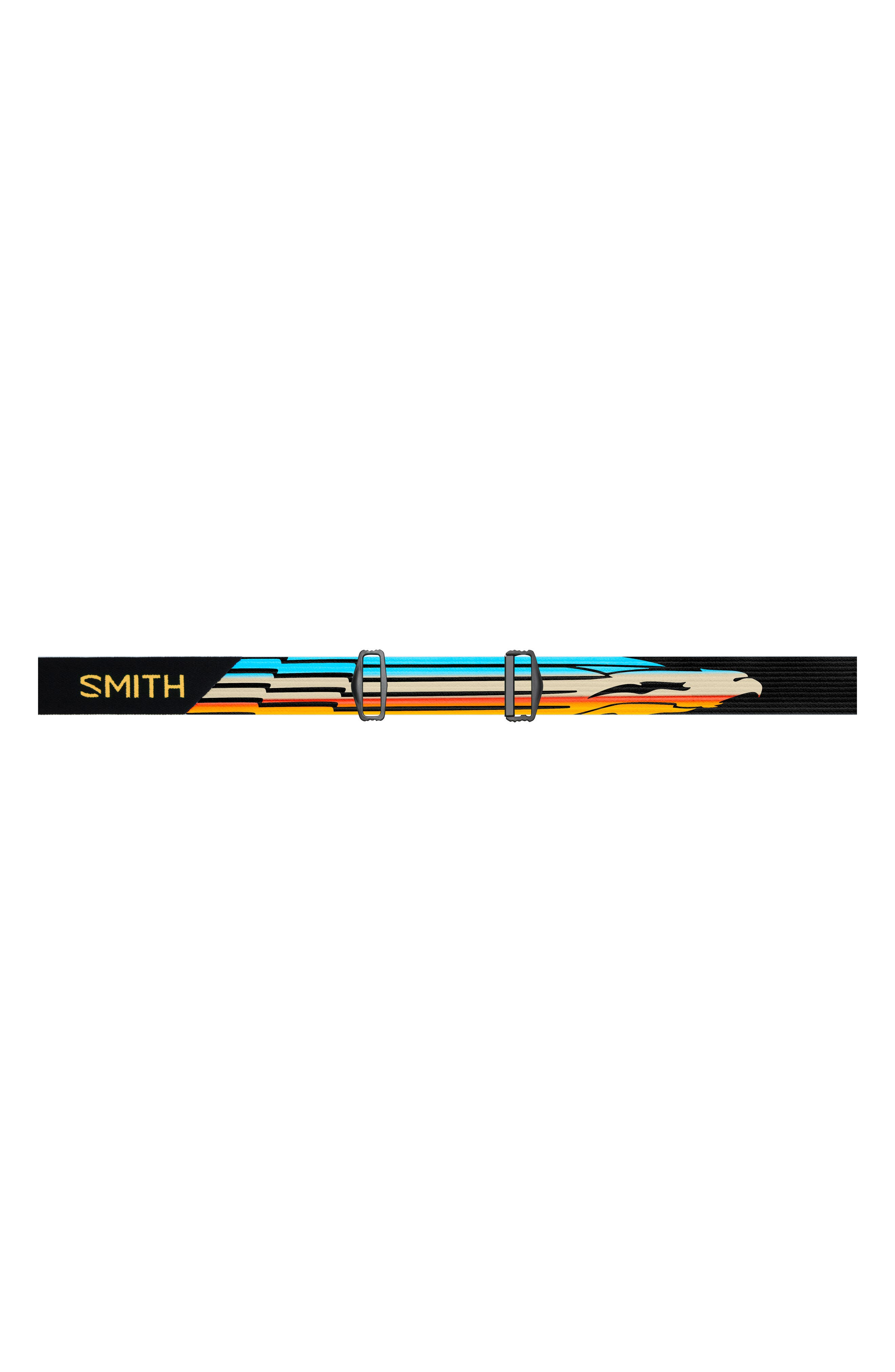 Alternate Image 2  - Smith Squad Chromapop 180mm Snow Goggles
