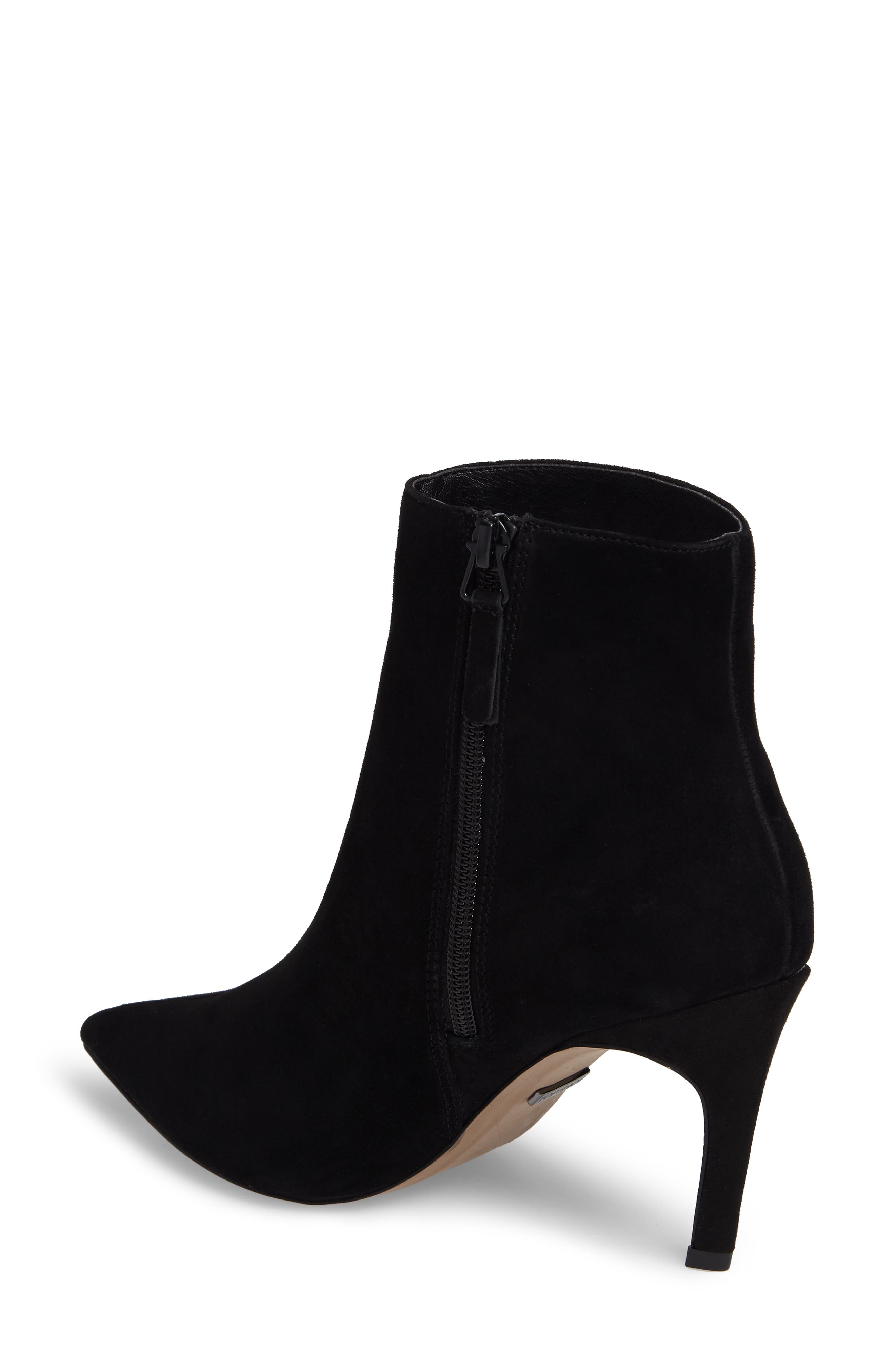 Hot Toddy Pointy Toe Boot,                             Alternate thumbnail 2, color,                             Black