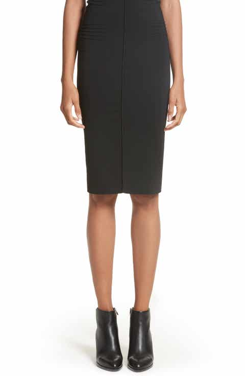 Alexander Wang Knit Pencil Skirt