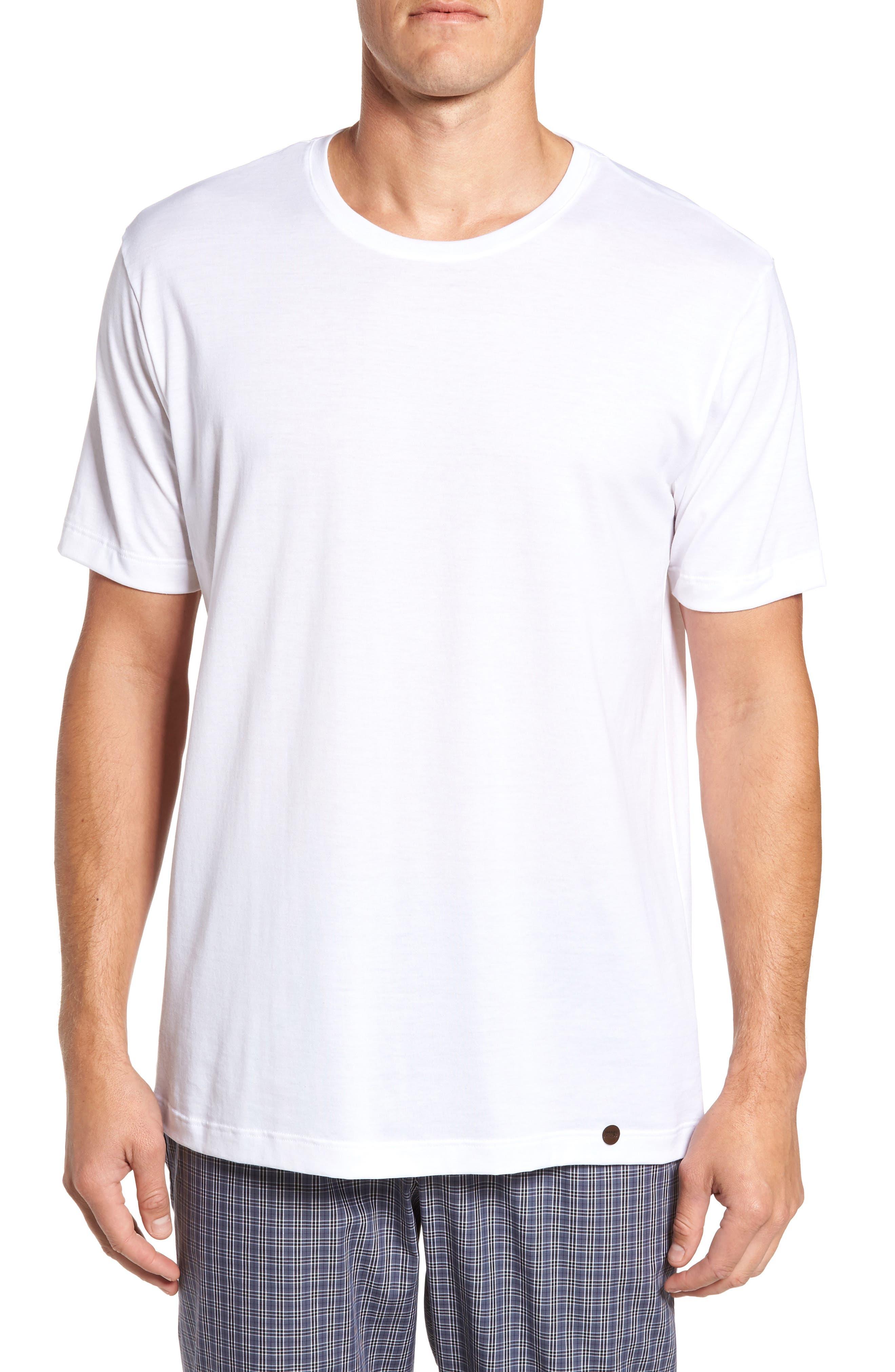 Hanro Night & Day Crewneck T-Shirt