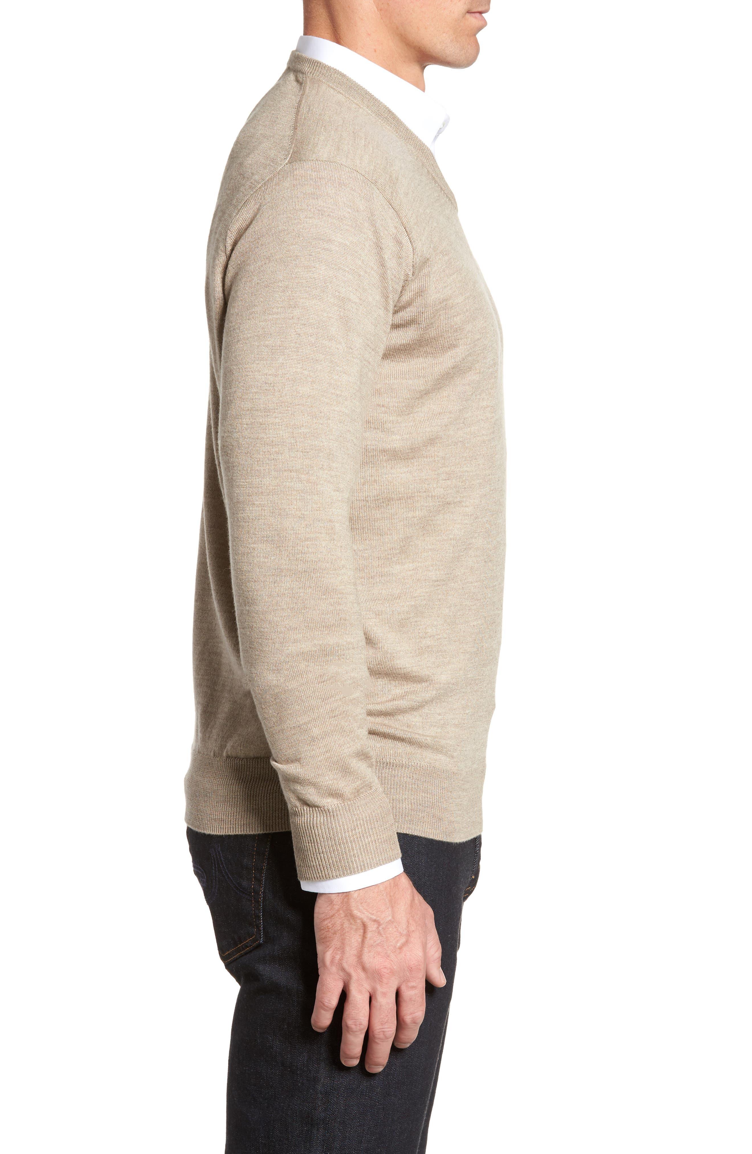 Merino Sweater,                             Alternate thumbnail 3, color,                             Astro