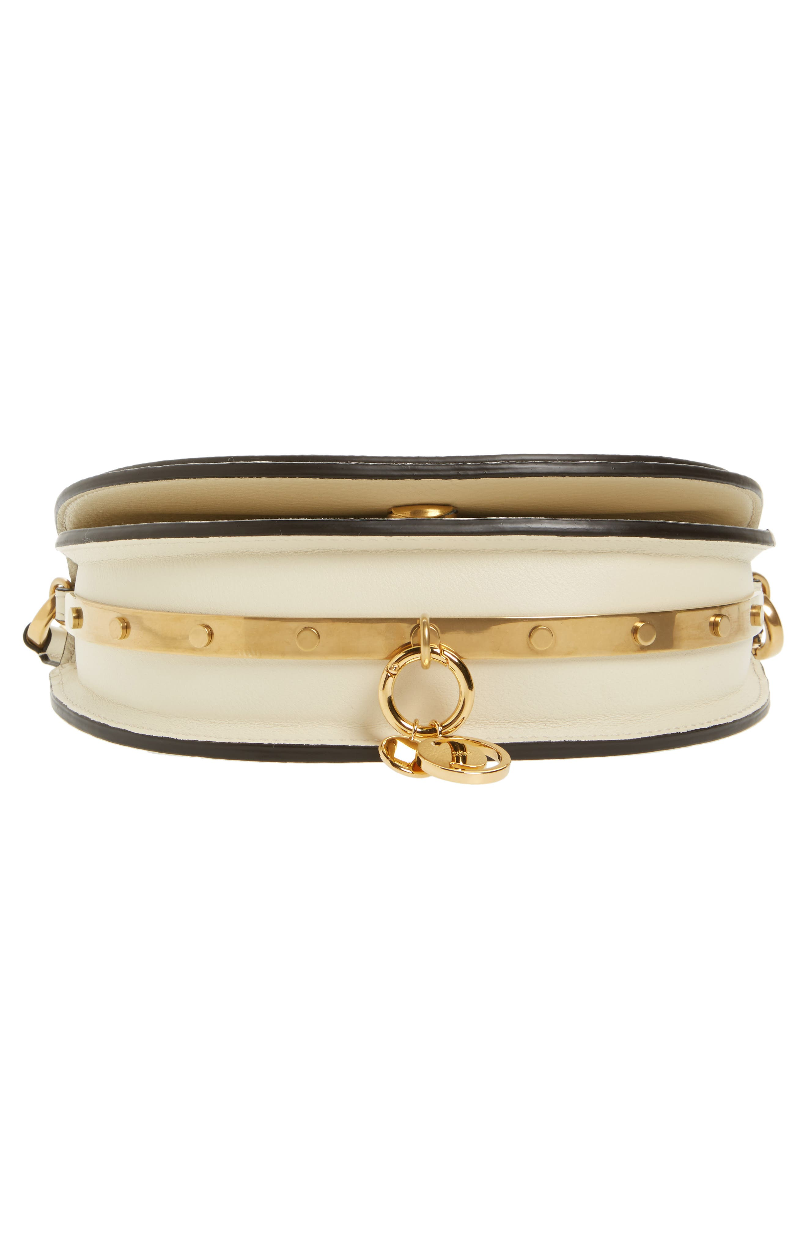 Alternate Image 5  - Chloé Small Nile Bracelet Calfskin Leather Minaudiere