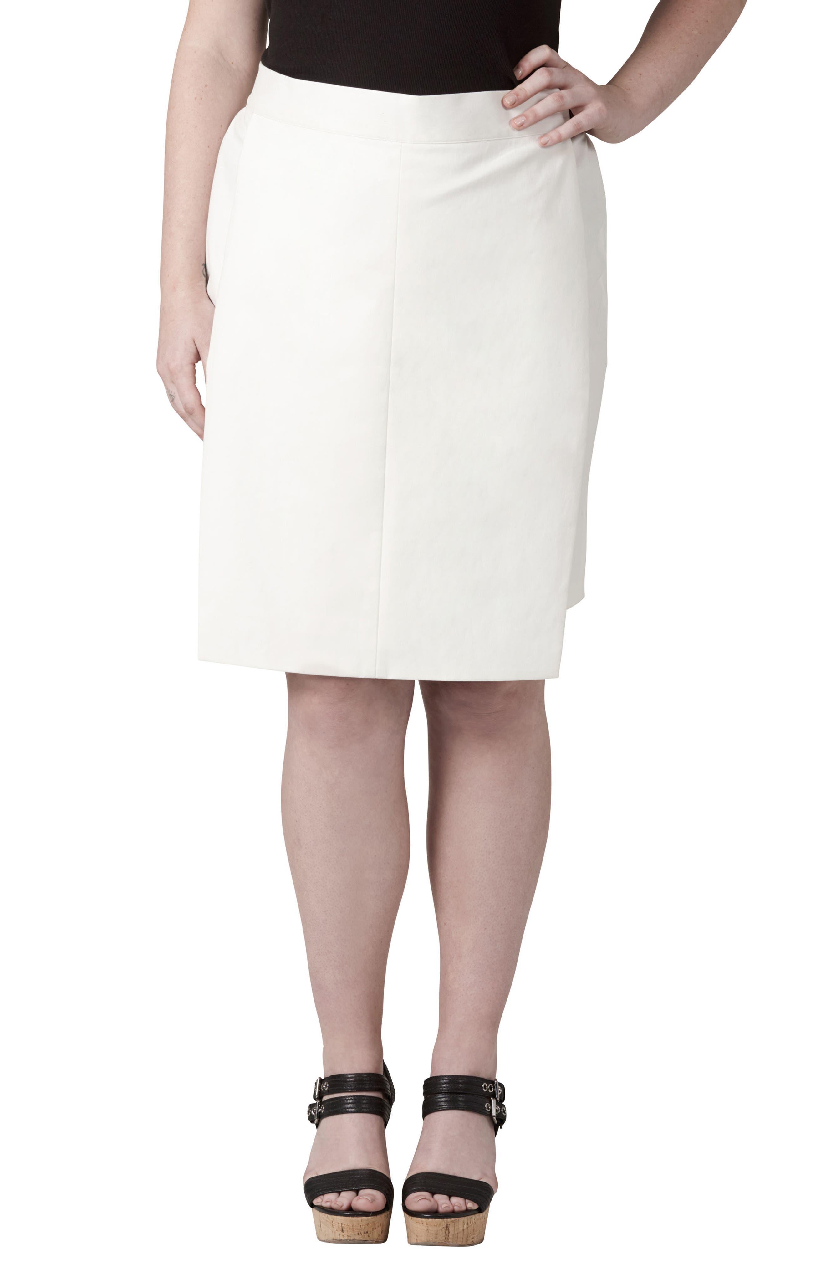 UNIVERSAL STANDARD Ahr Skirt (Plus Size)