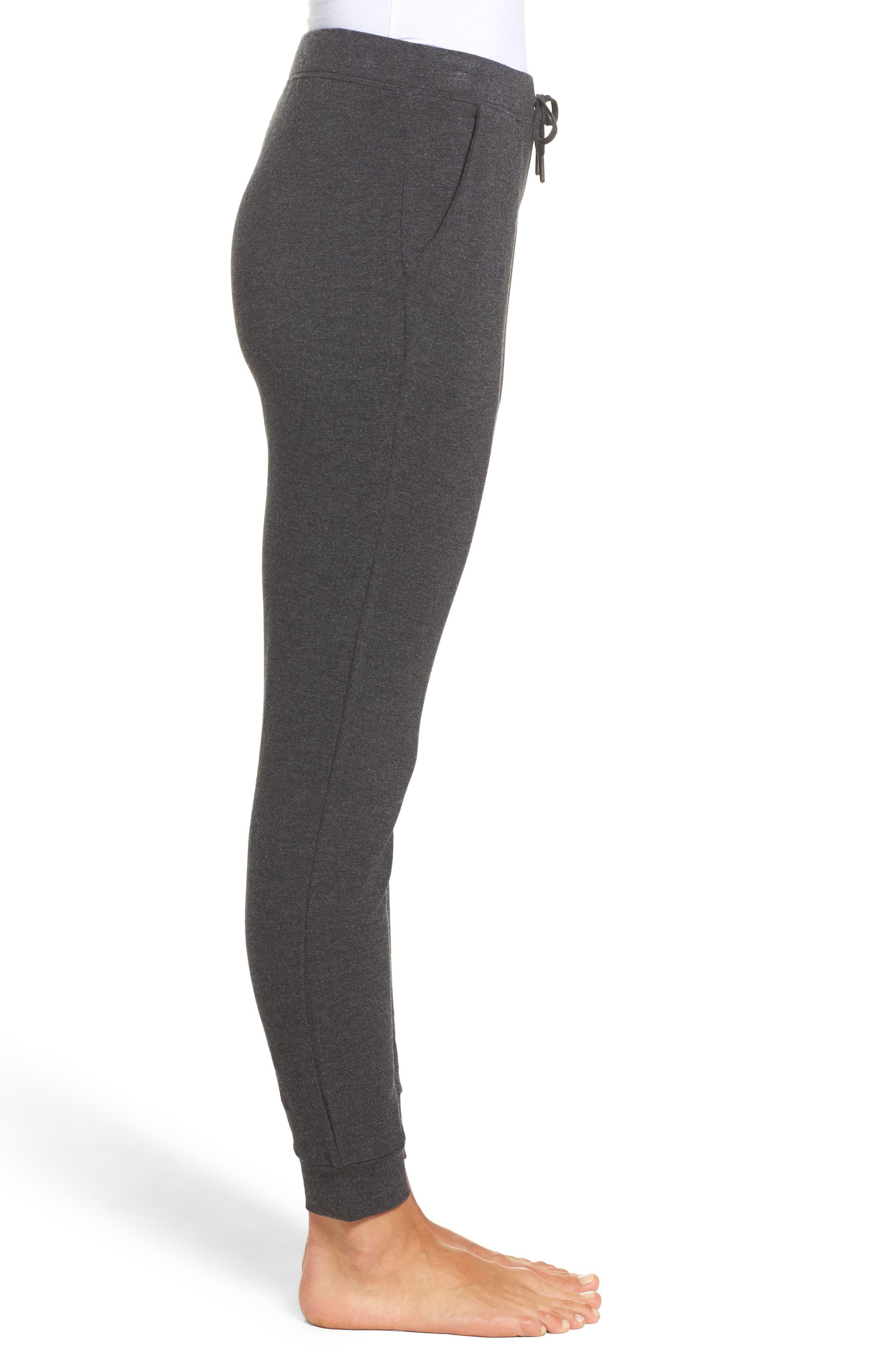 Alternate Image 3  - UGG® Cozy Fleece Jogger Pants