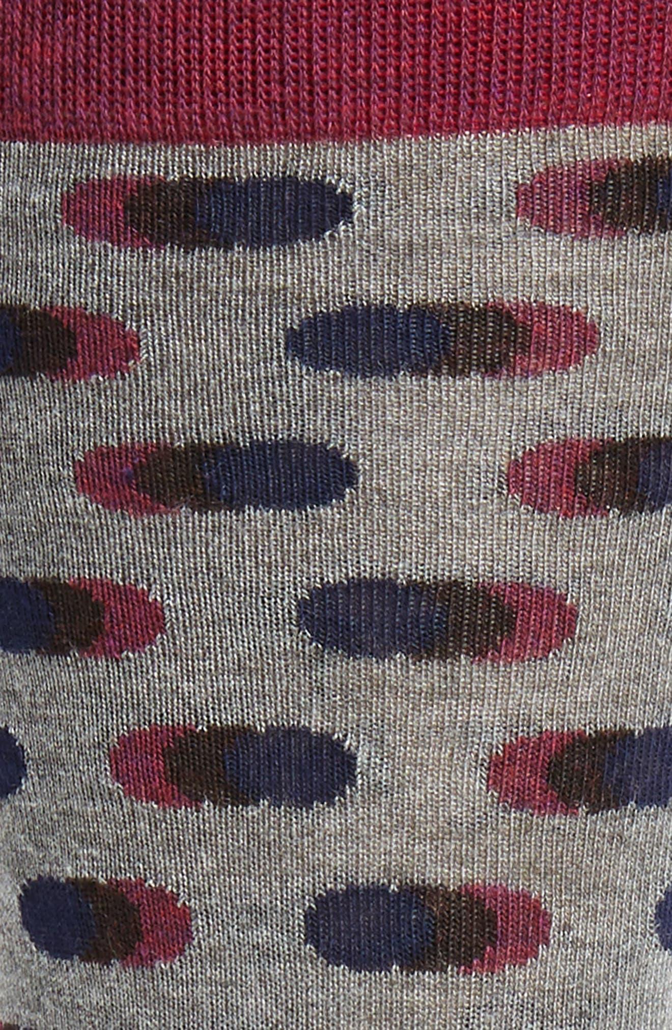 Alternate Image 2  - Calibrate Dot Socks