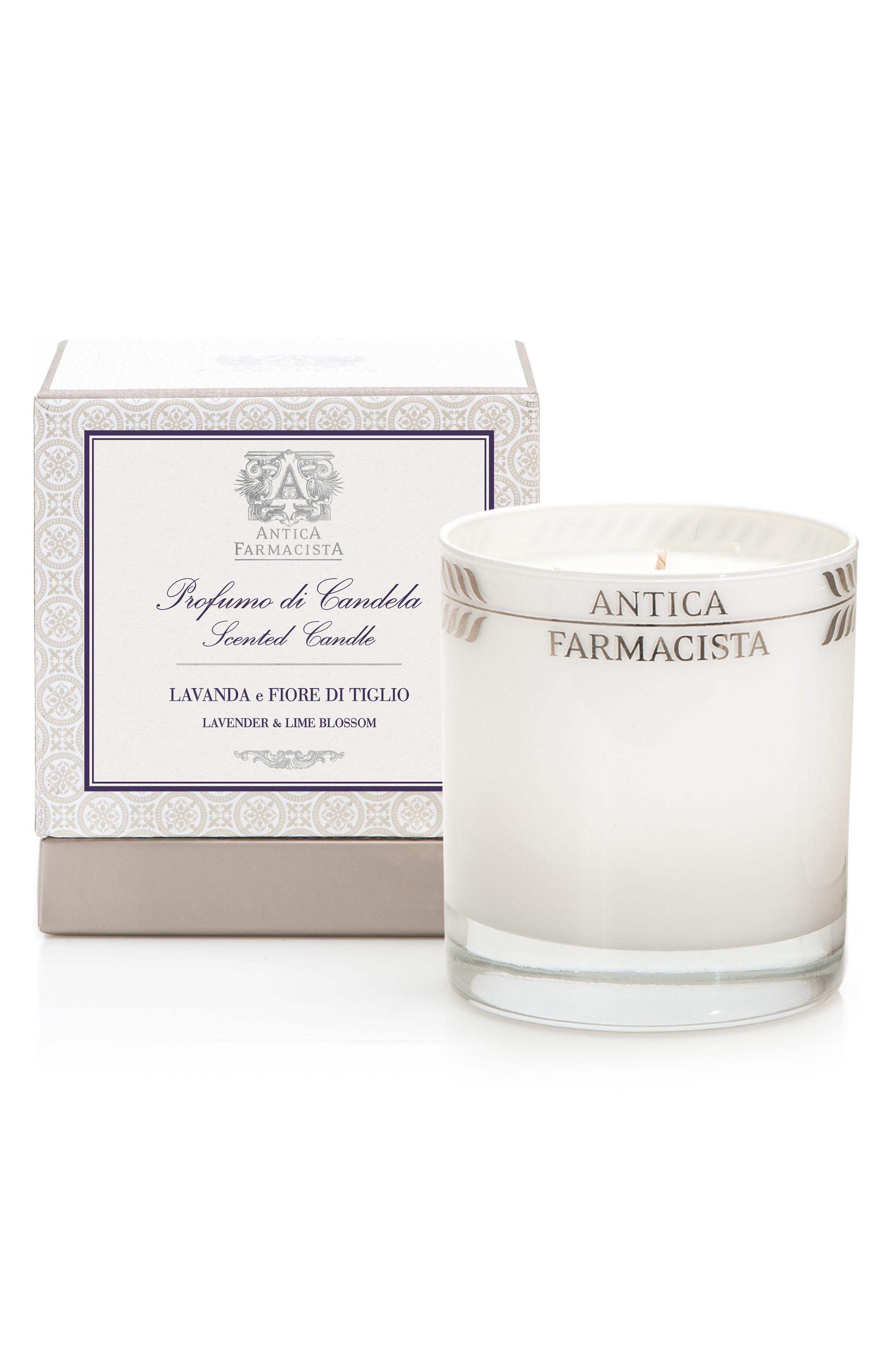 Antica Farmacista Lavender & Lime Blossom Candle
