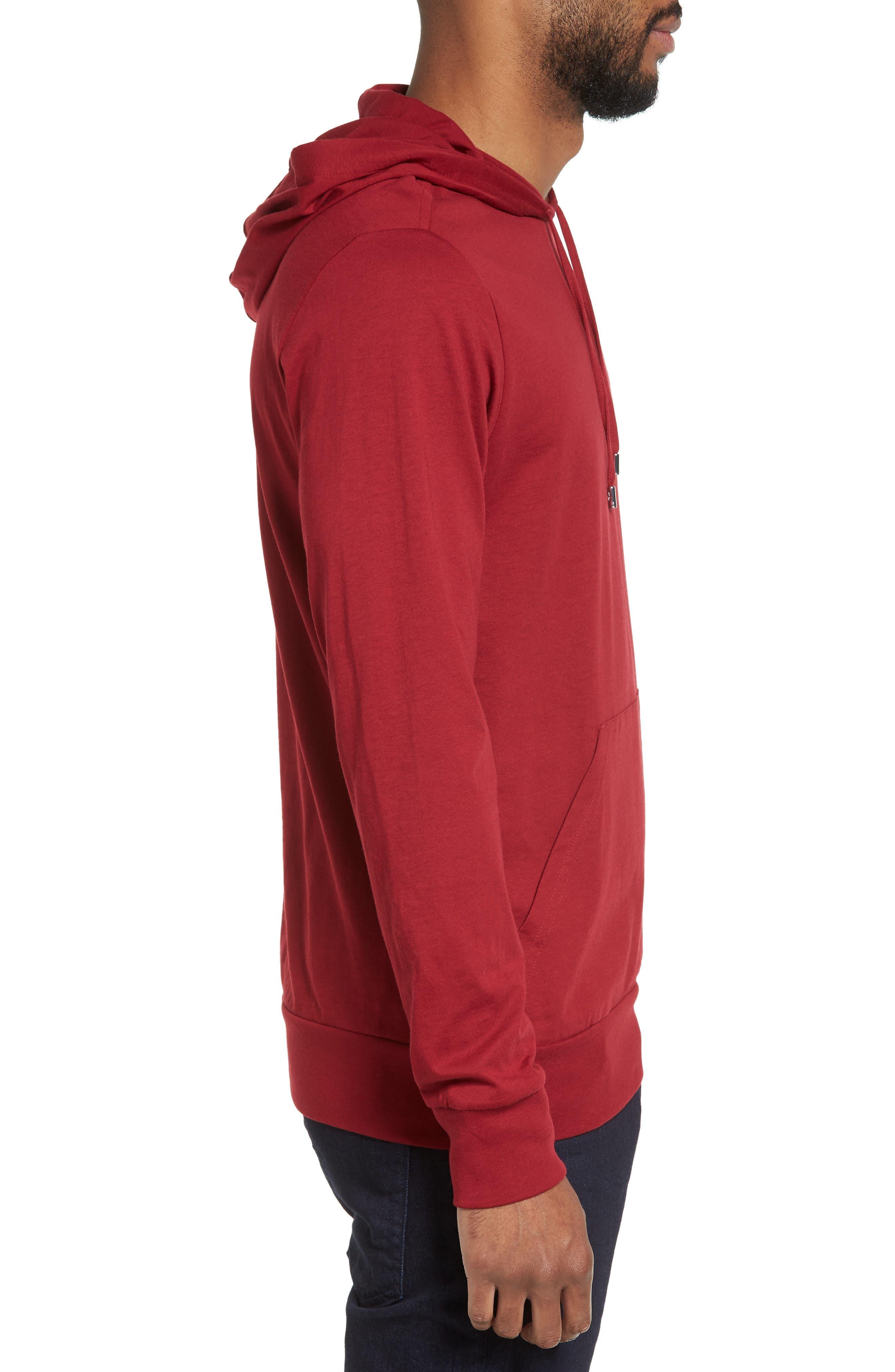 Alternate Image 3  - Lacoste Pullover Hoodie