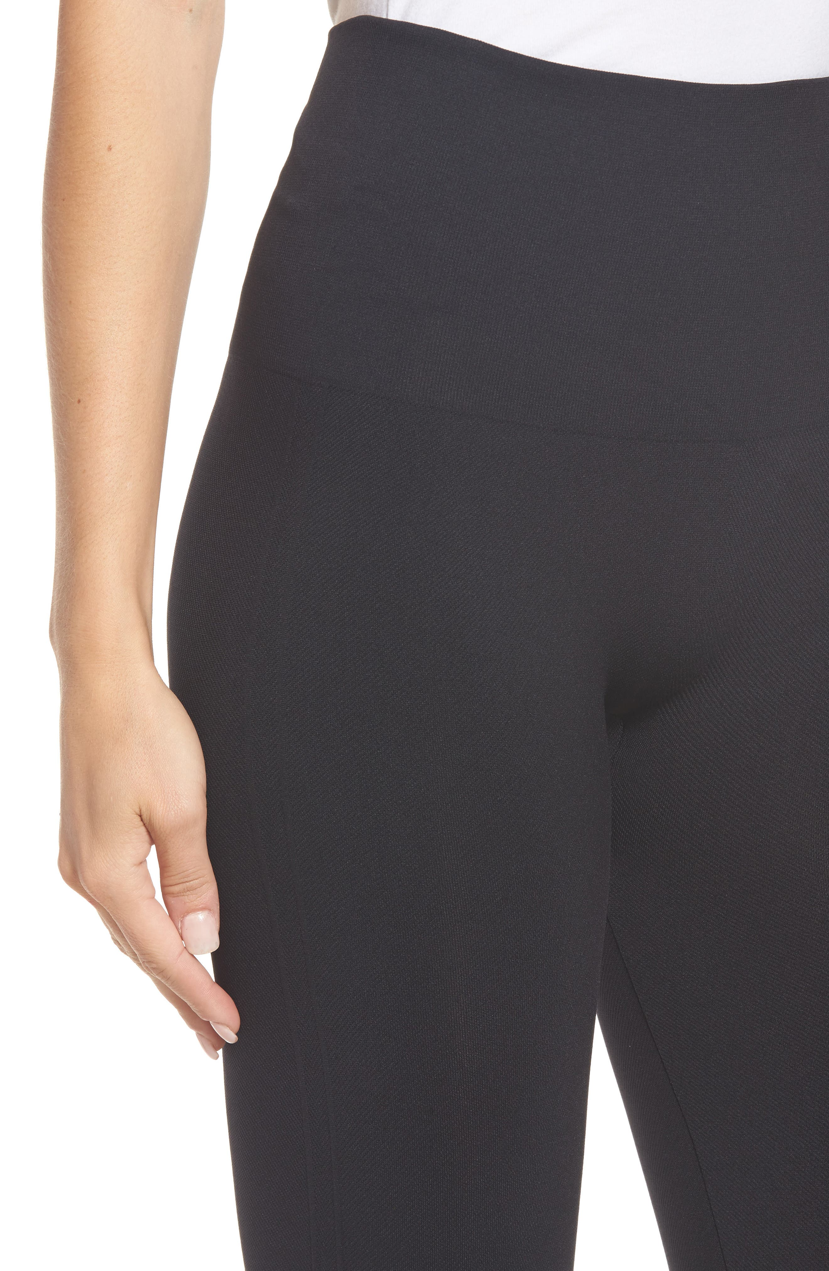 Alternate Image 5  - SPANX® Look at Me Now' Seamless Leggings