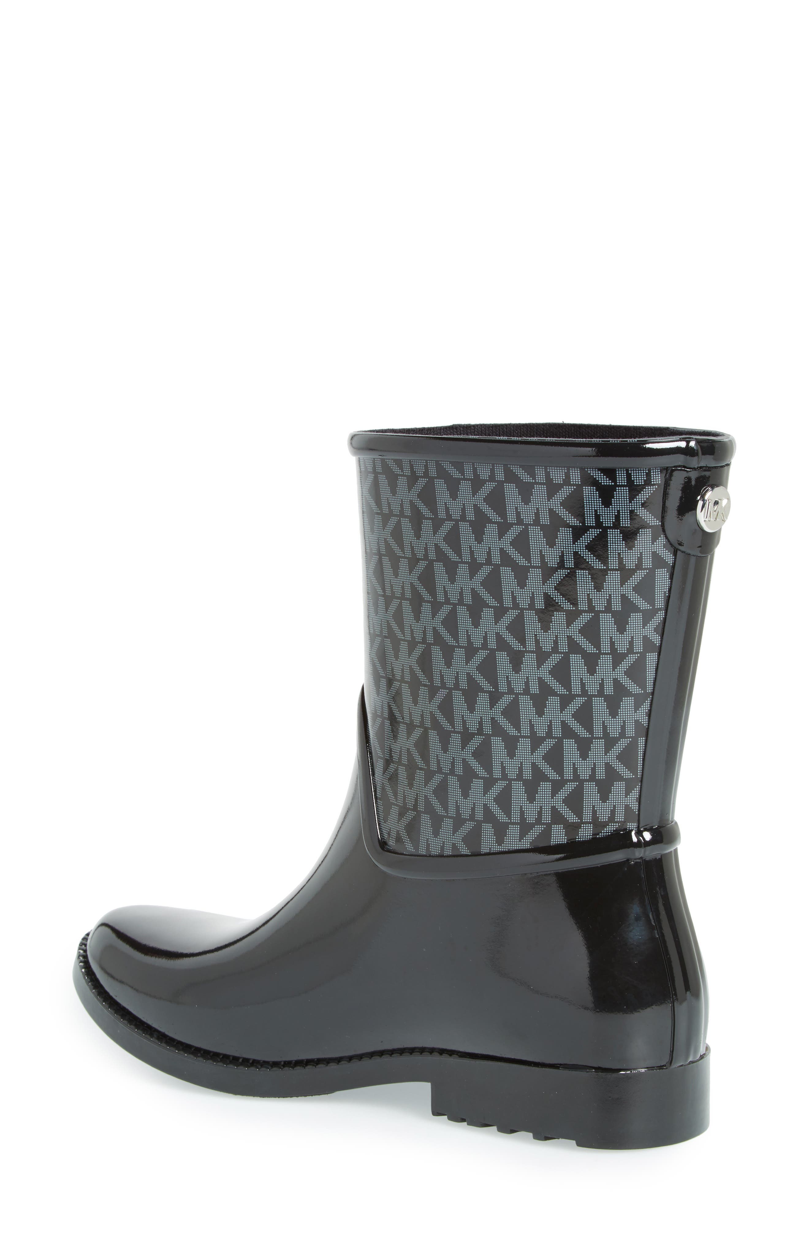 Alternate Image 2  - MICHAEL Michael Kors Sutter Rain Bootie (Women)