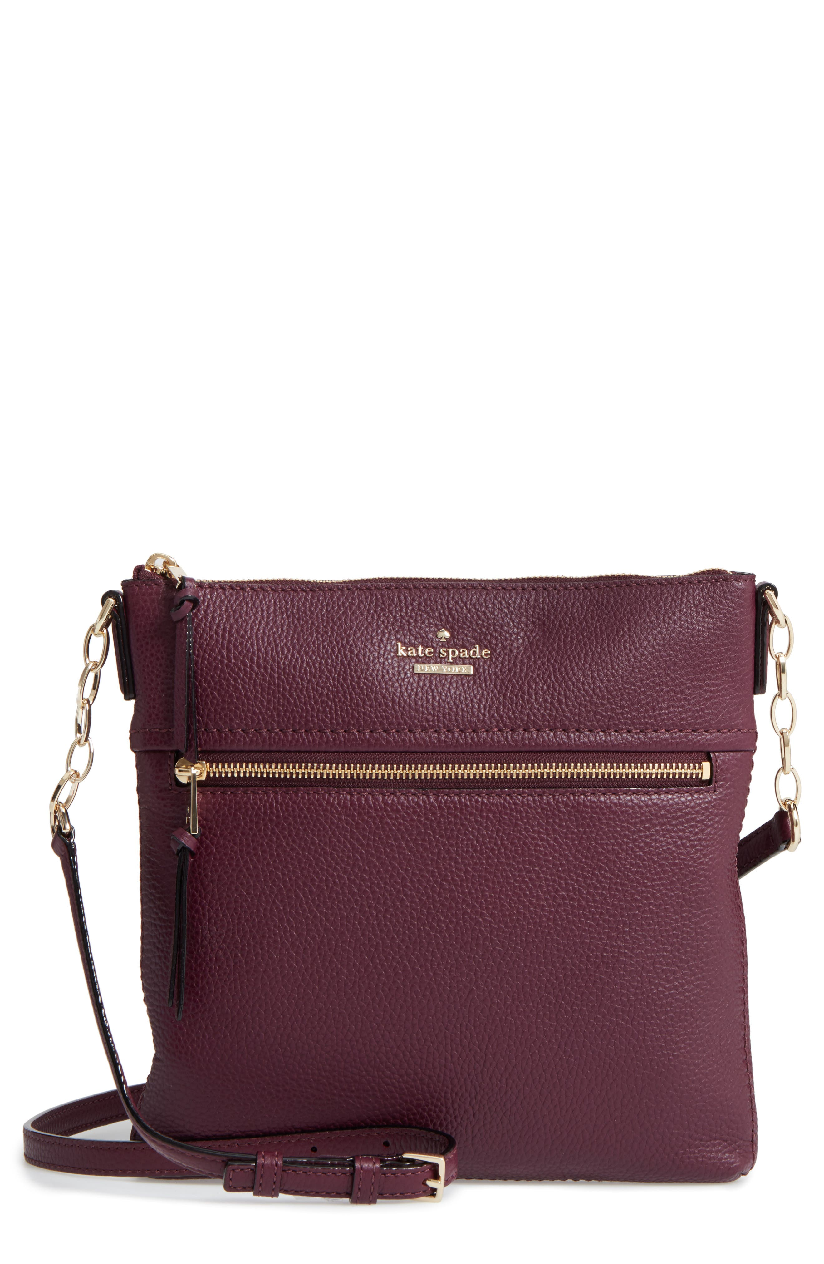kate spade new york jackson street - melisse crossbody bag
