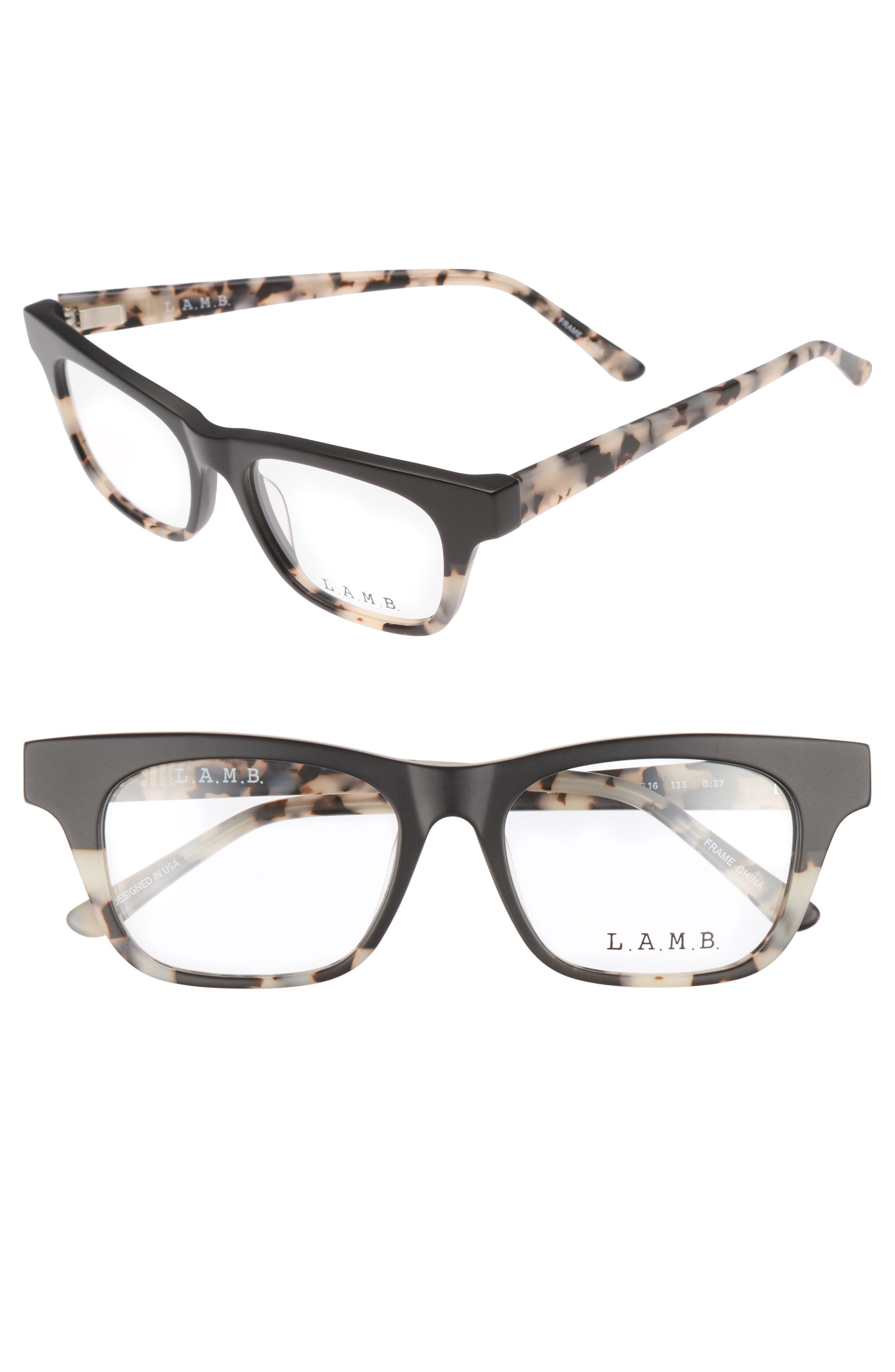 L.A.M.B. 50mm Optical Glasses
