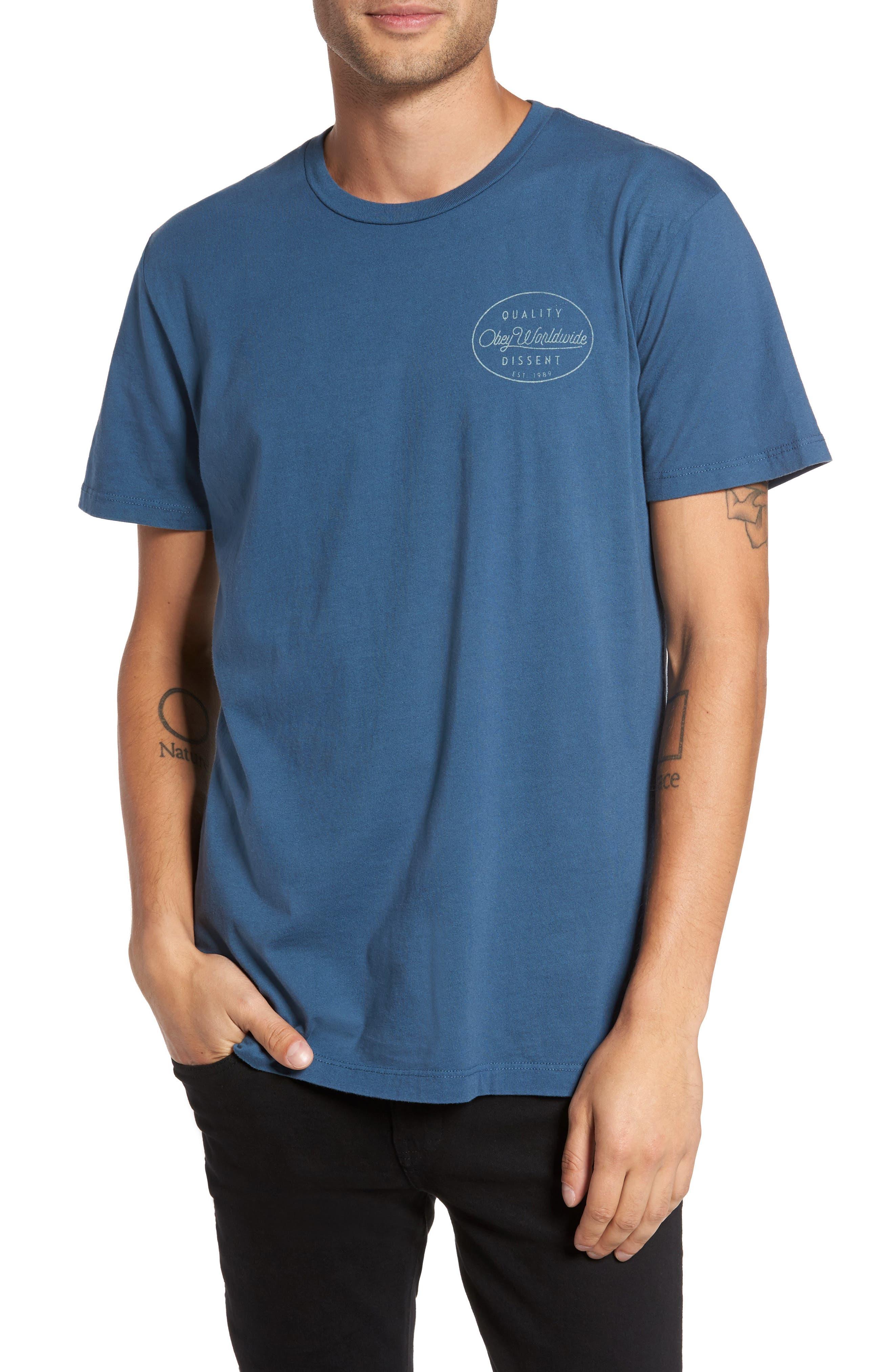Obey Specimen Graphic T-Shirt