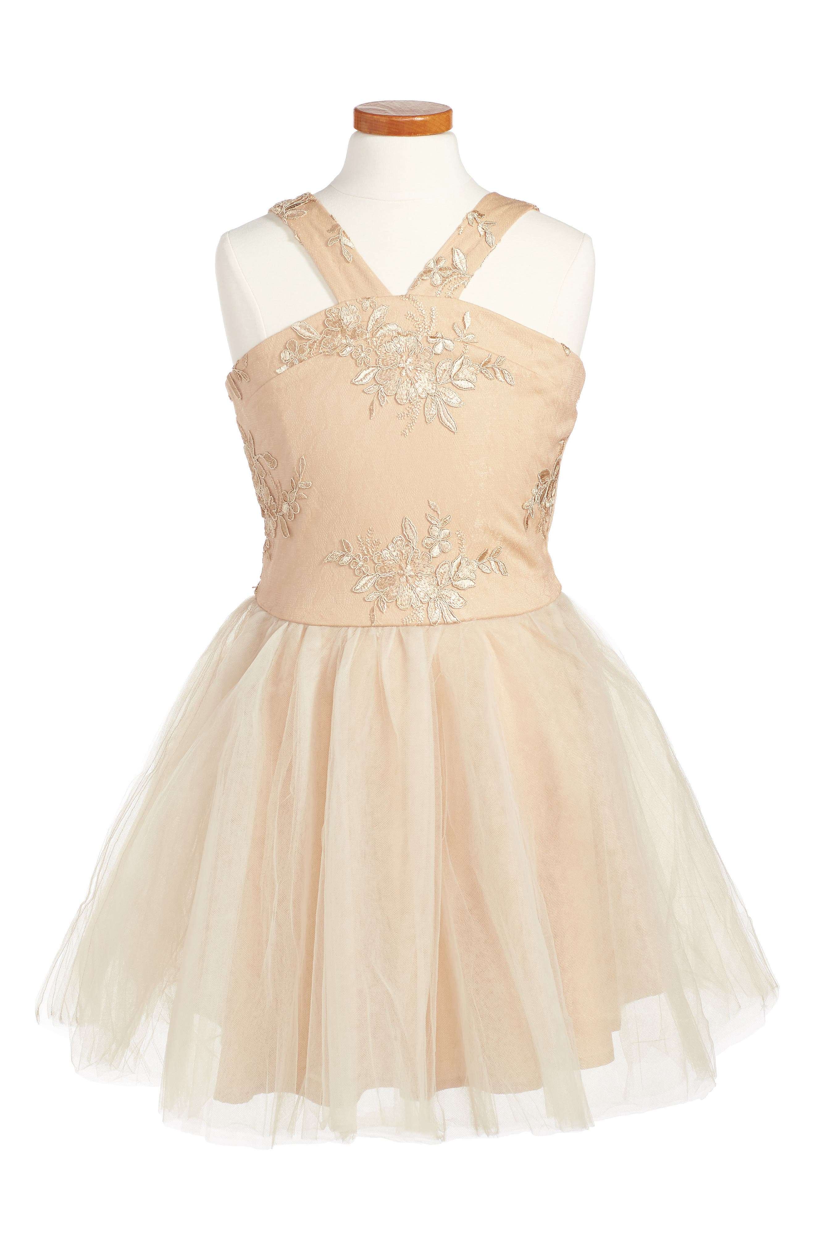 Miss Behave Stephanie Dress (Big Girls)