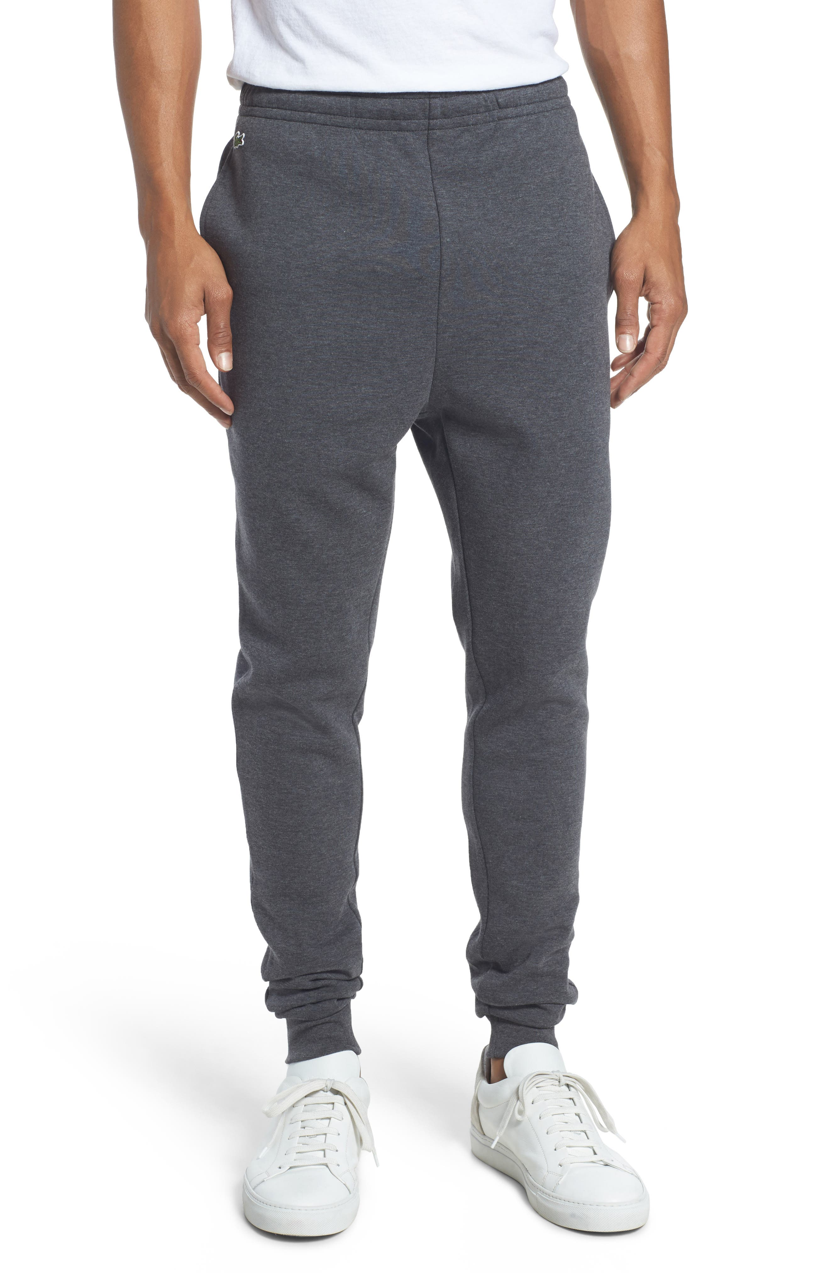 Alternate Image 1 Selected - Lacoste Tapered Jogger Pants