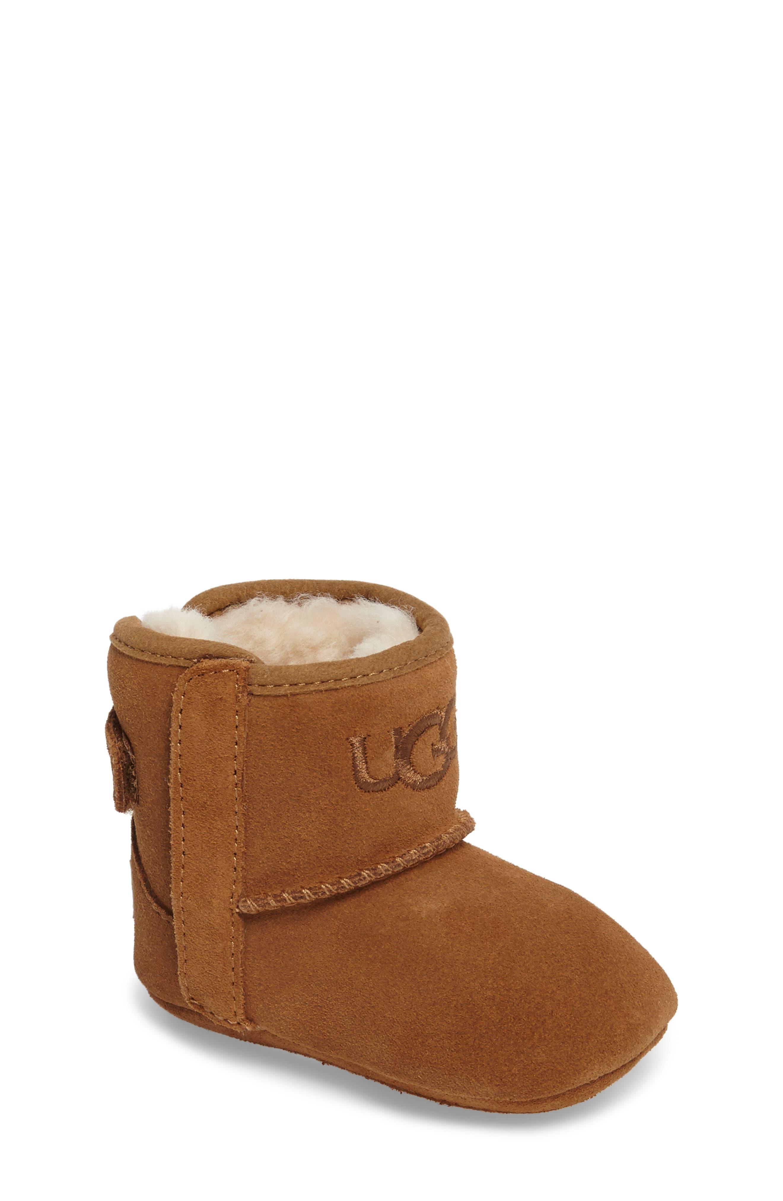 UGG® Jesse II Bow Boot (Baby & Walker)