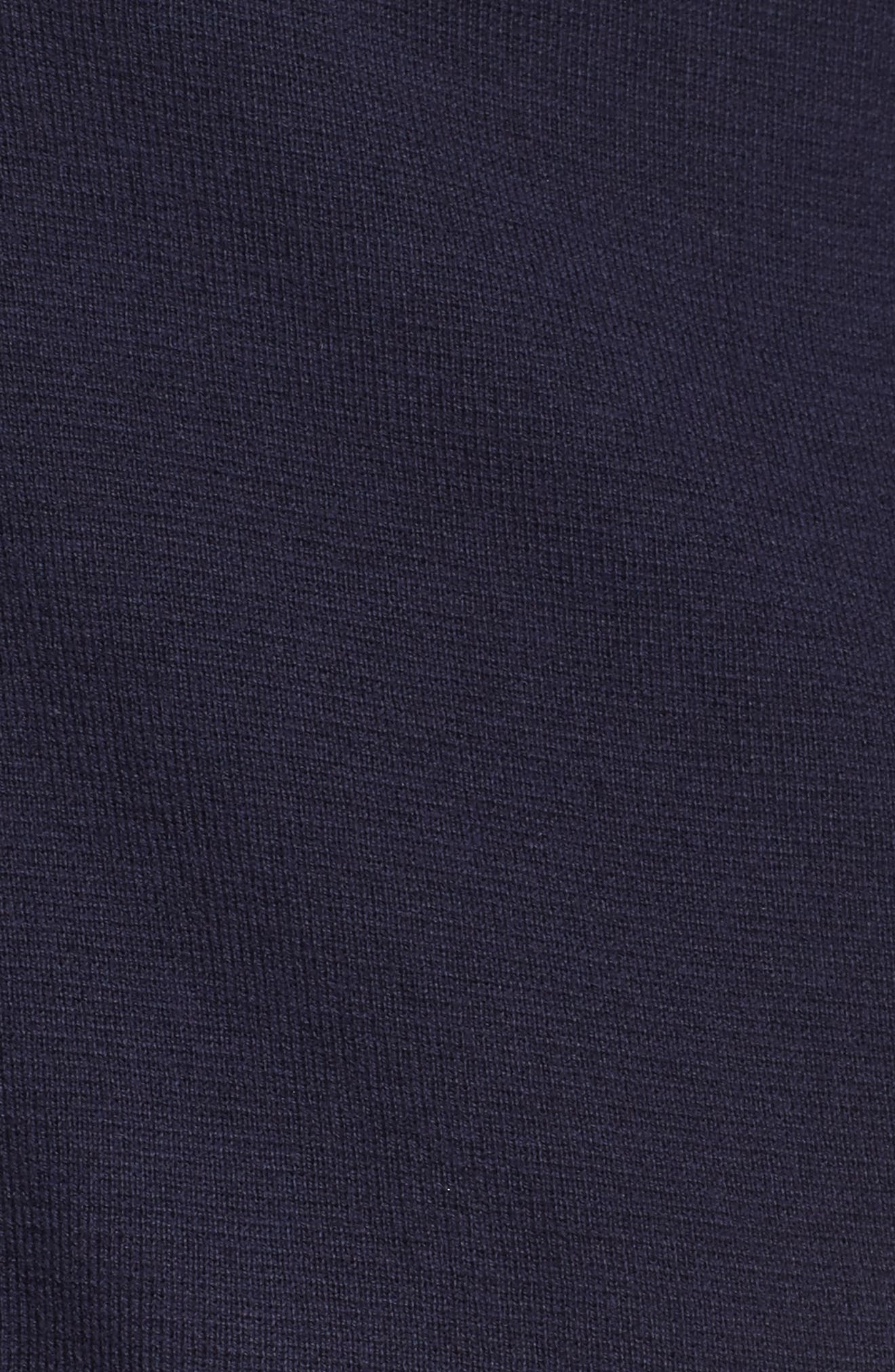 Alternate Image 5  - Foxcroft Jodi Longline Sweater Vest (Plus Size)