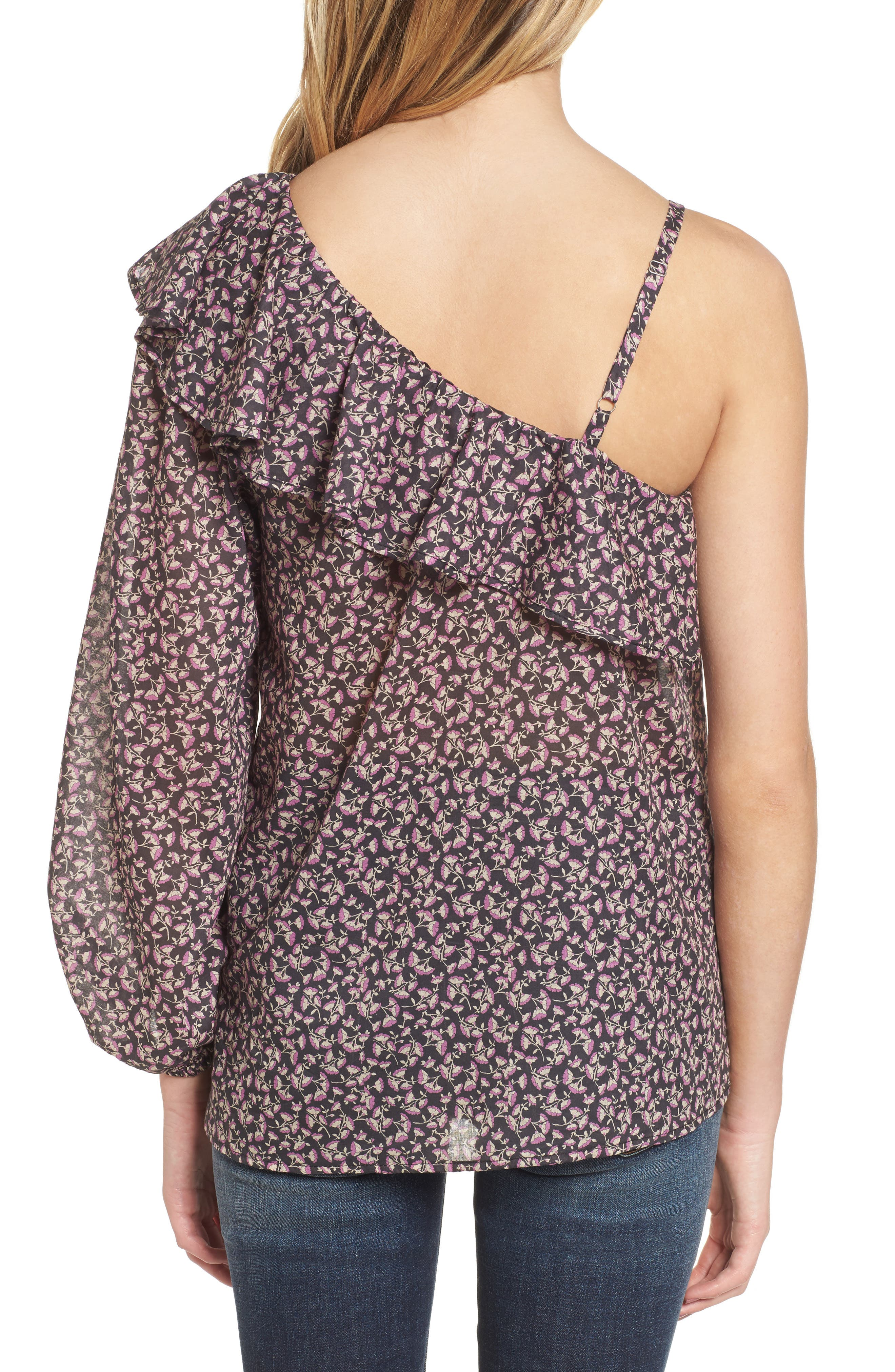 Alternate Image 2  - McGuire The Brightside One-Shoulder Top