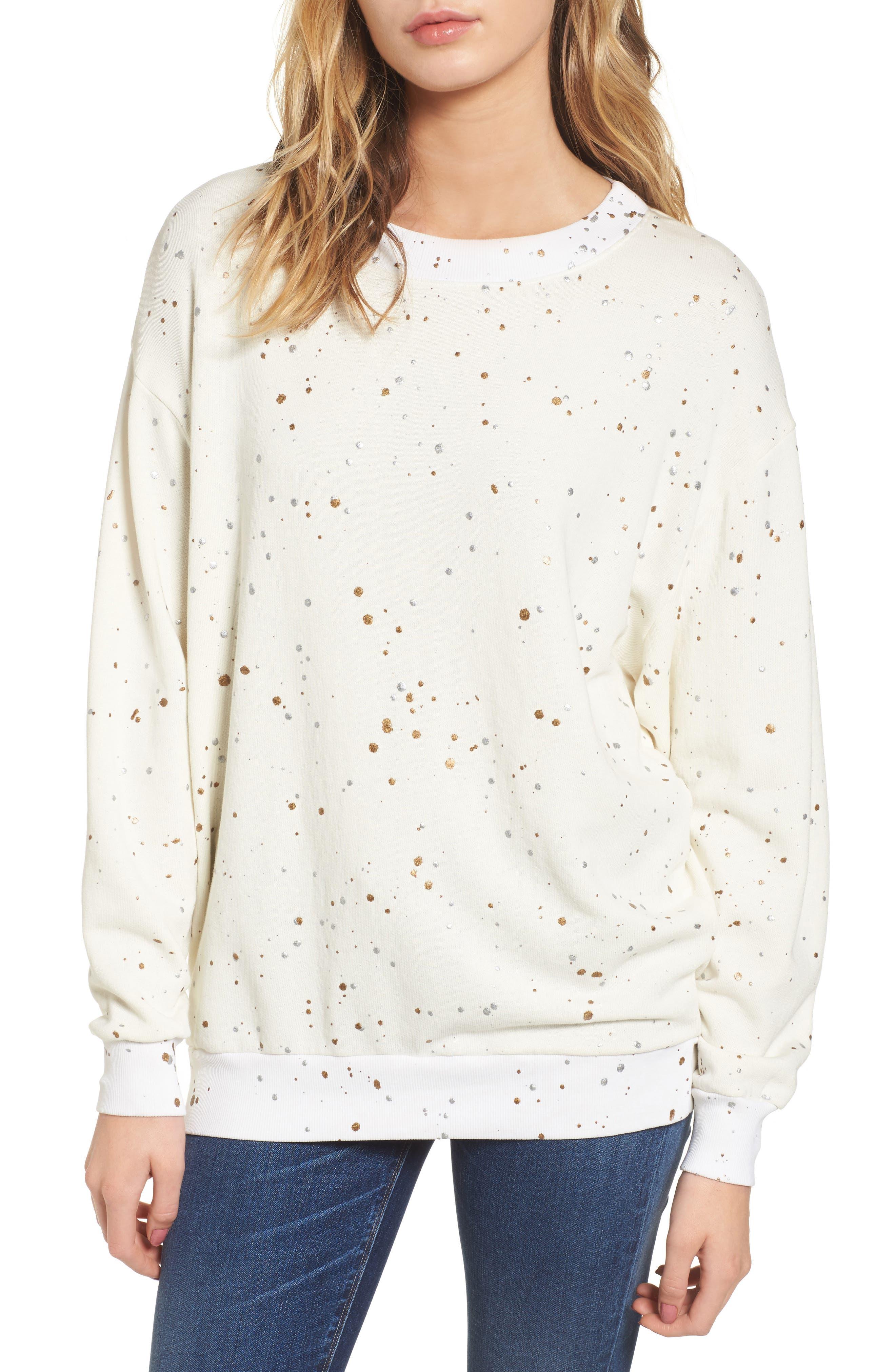 Splendid Graphic Sweatshirt