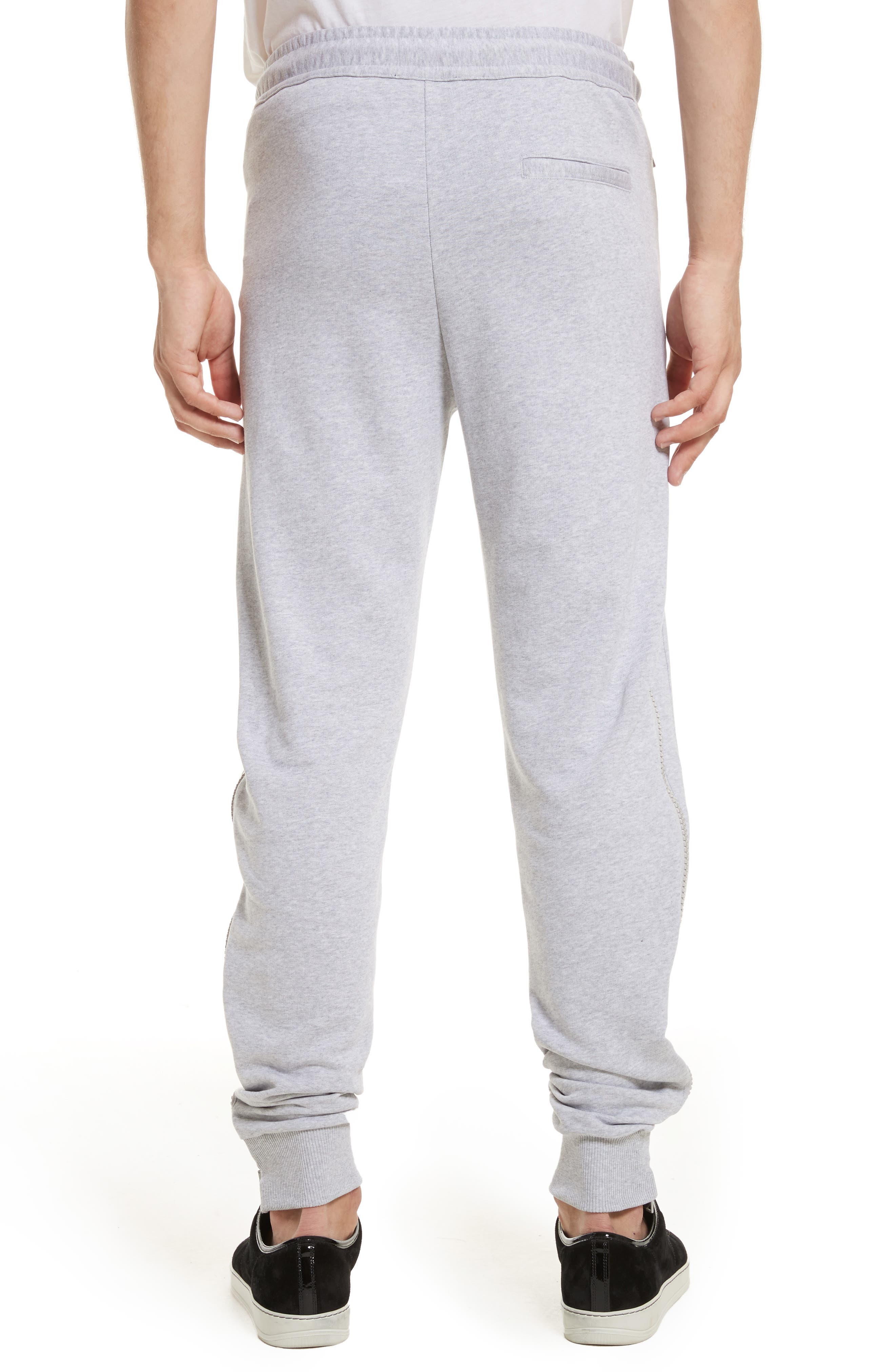 Alternate Image 2  - VERSUS by Versace Side Zip Sweatpants
