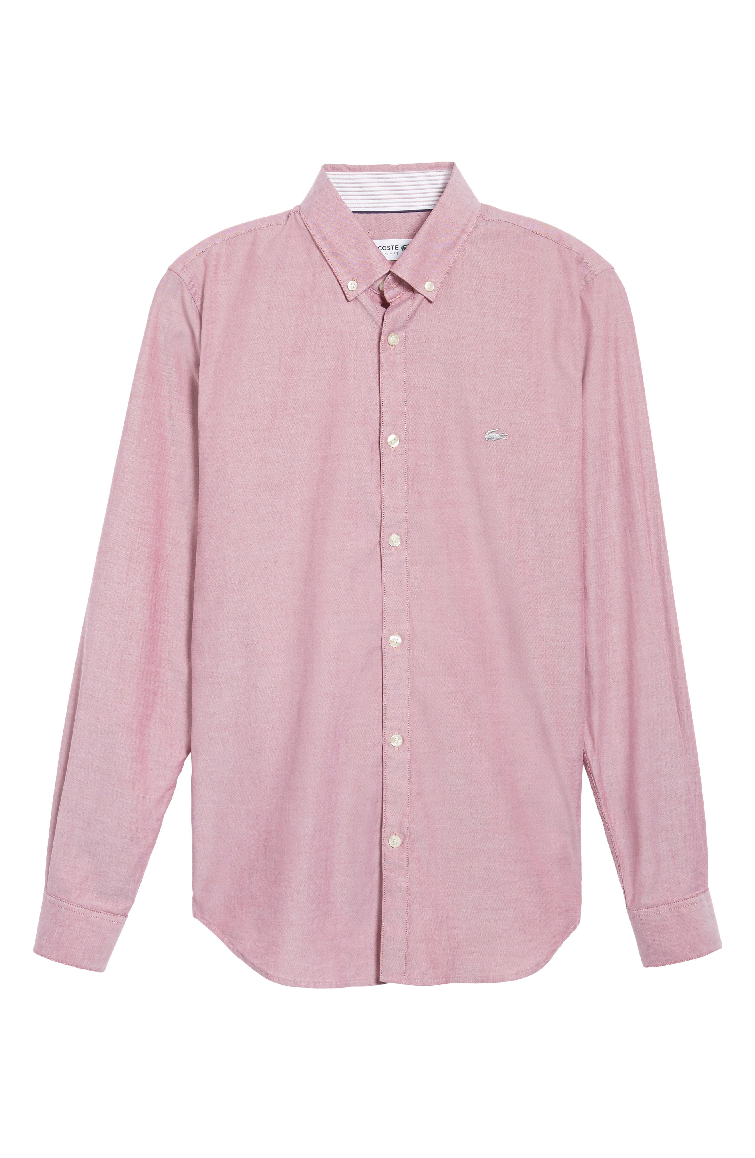 Alternate Image 6  - Lacoste Button-Down Sport Shirt