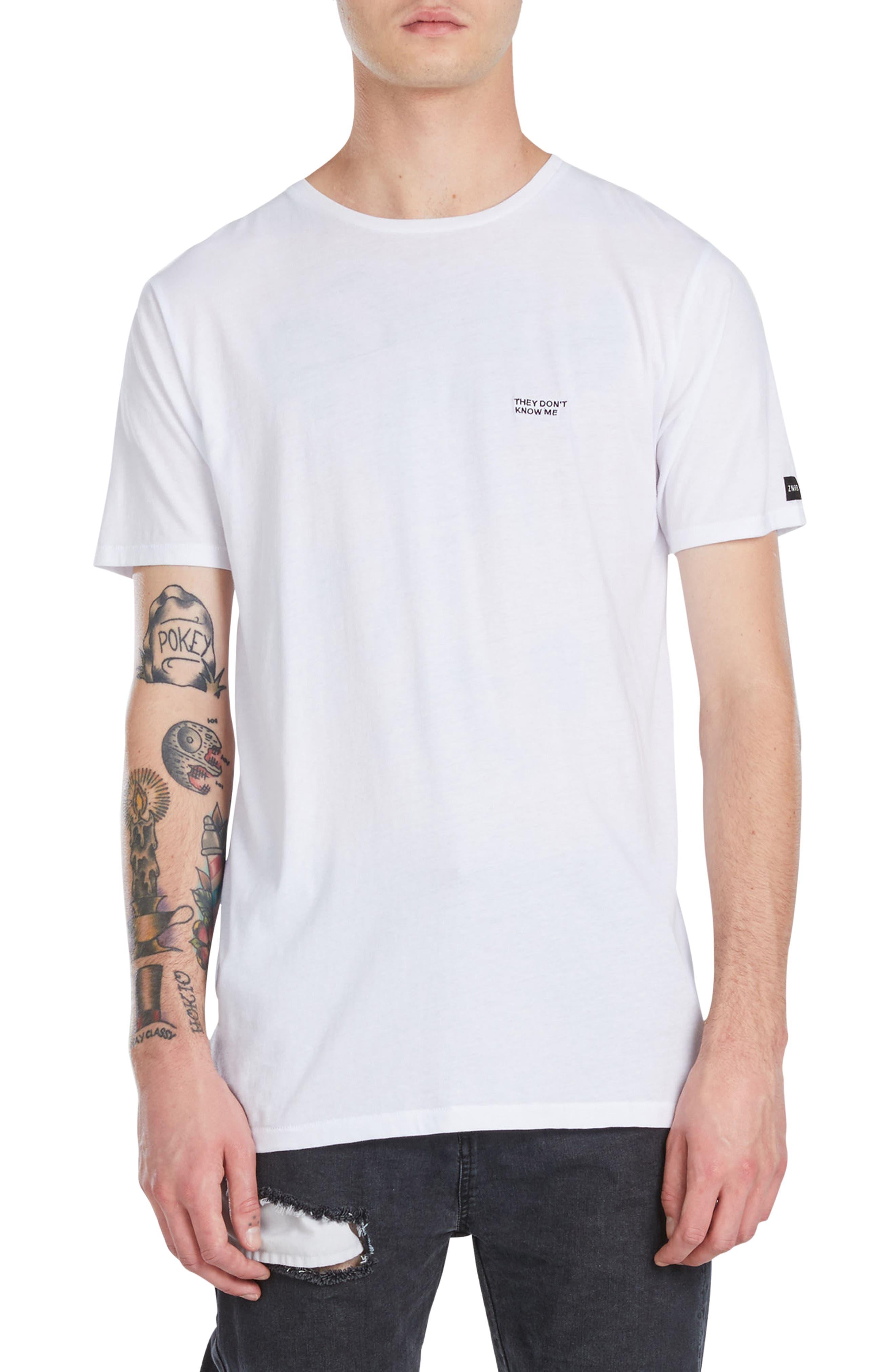 Transit Flintlock T-Shirt,                             Main thumbnail 1, color,                             White